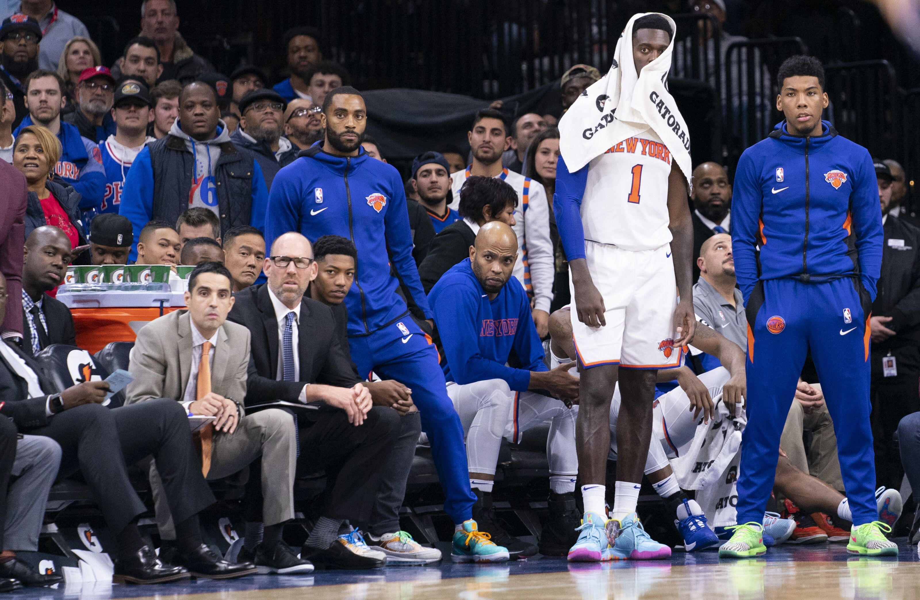 What Has Led To The New York Knicks Most Recent Surge