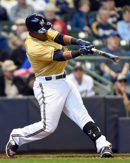 Mike Fiers Battles Control; Milwaukee Brewers Lose To Reds