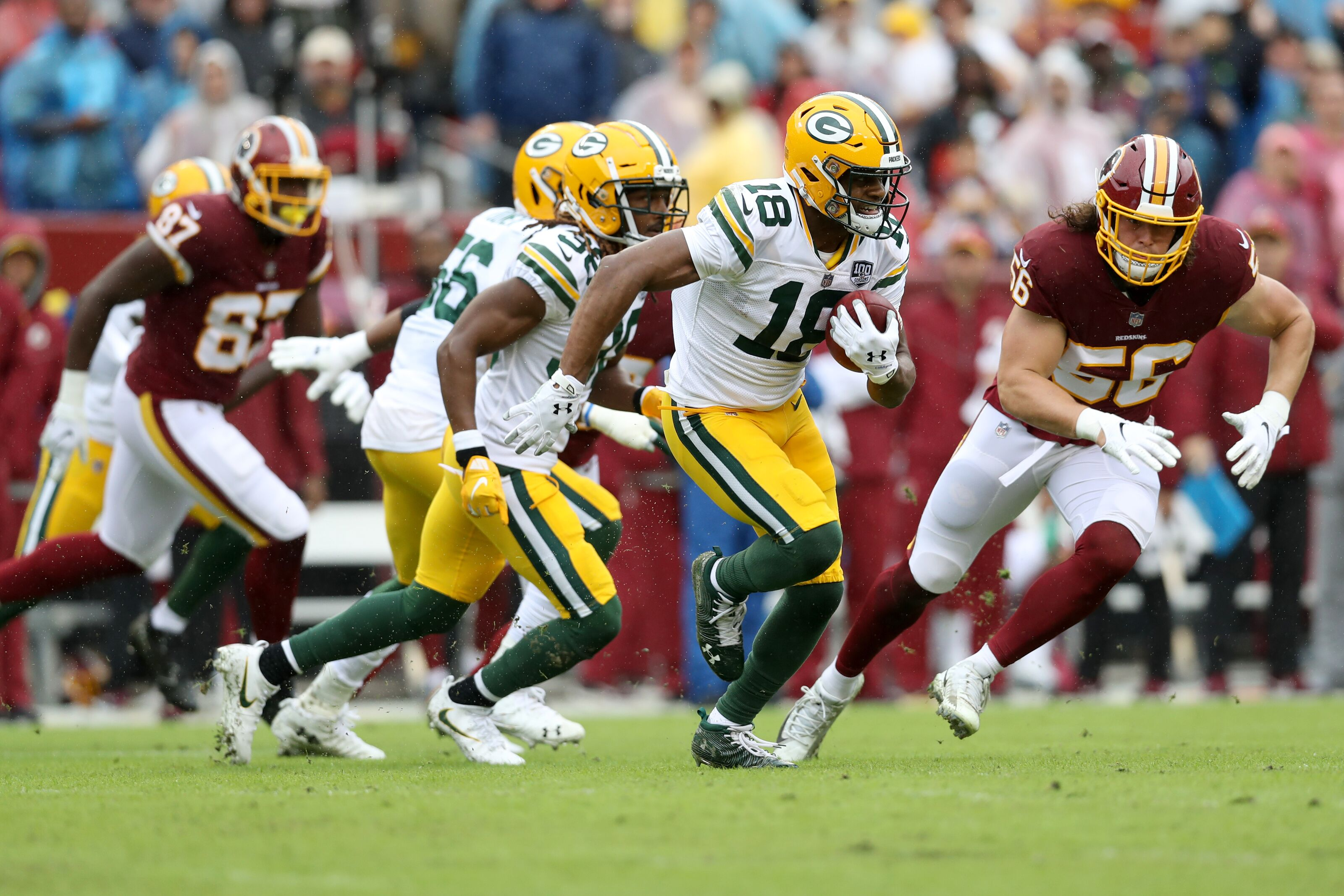 ccb796ce Packers' results: Highlights, grades and reactions from vs Washington