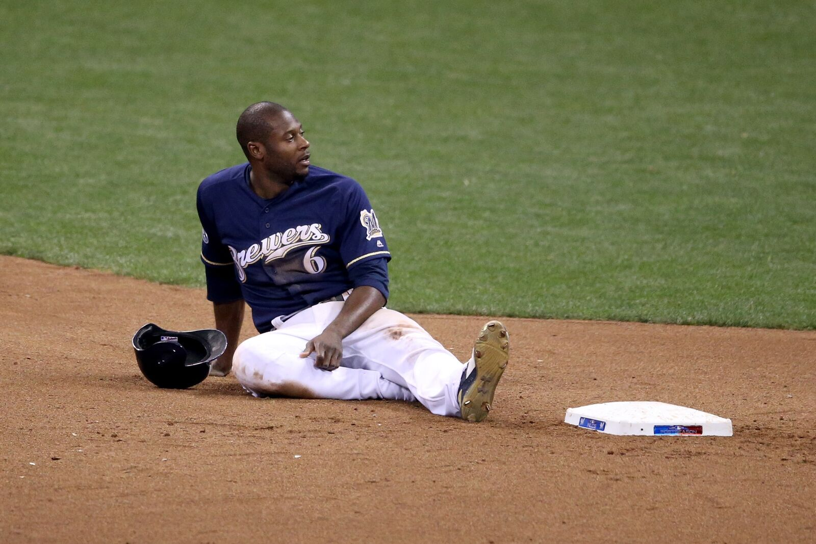 Milwaukee Brewers: Lorenzo Cain's struggles at the plate