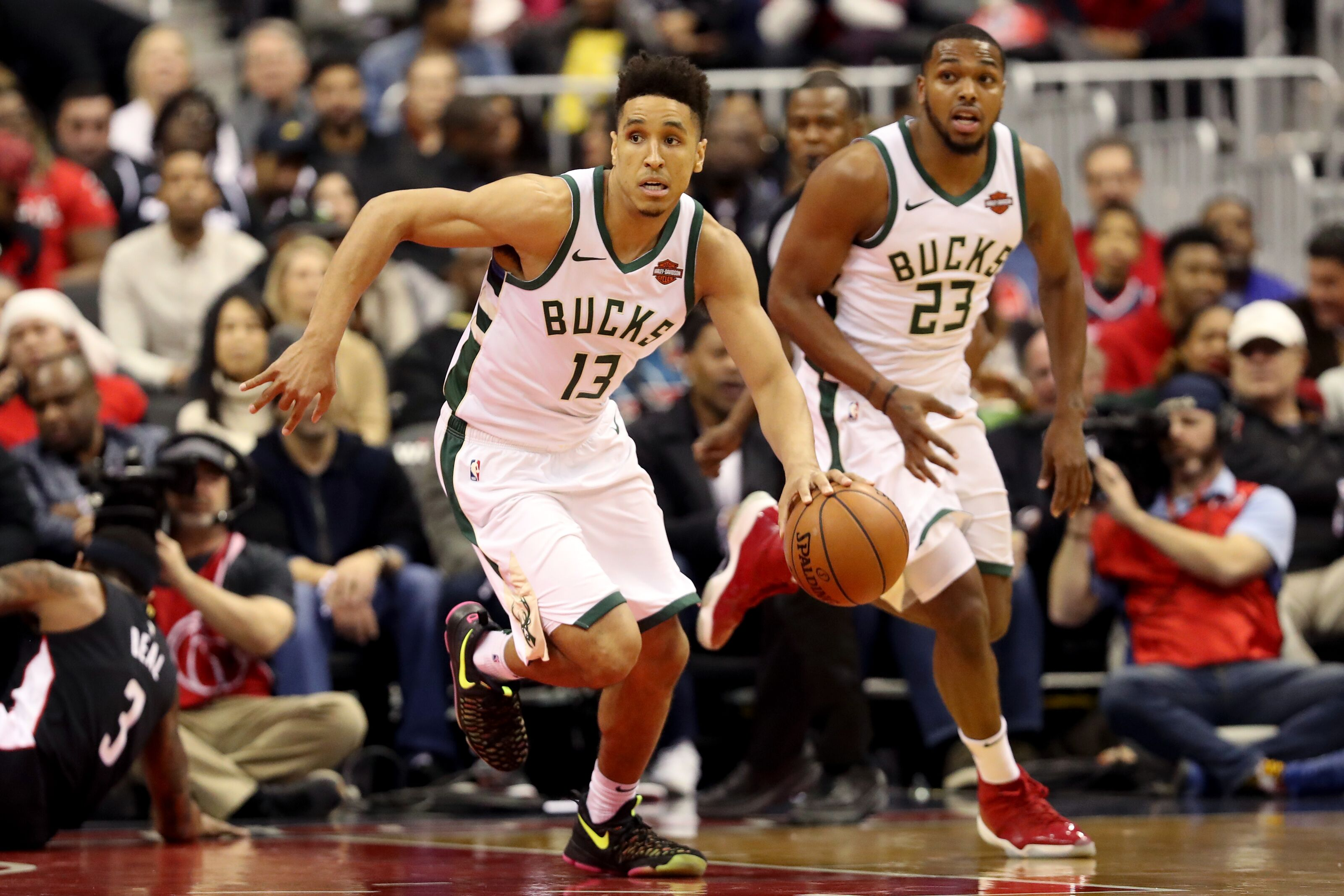 Milwaukee Bucks: Injury bug bites team and Malcolm Brogdon