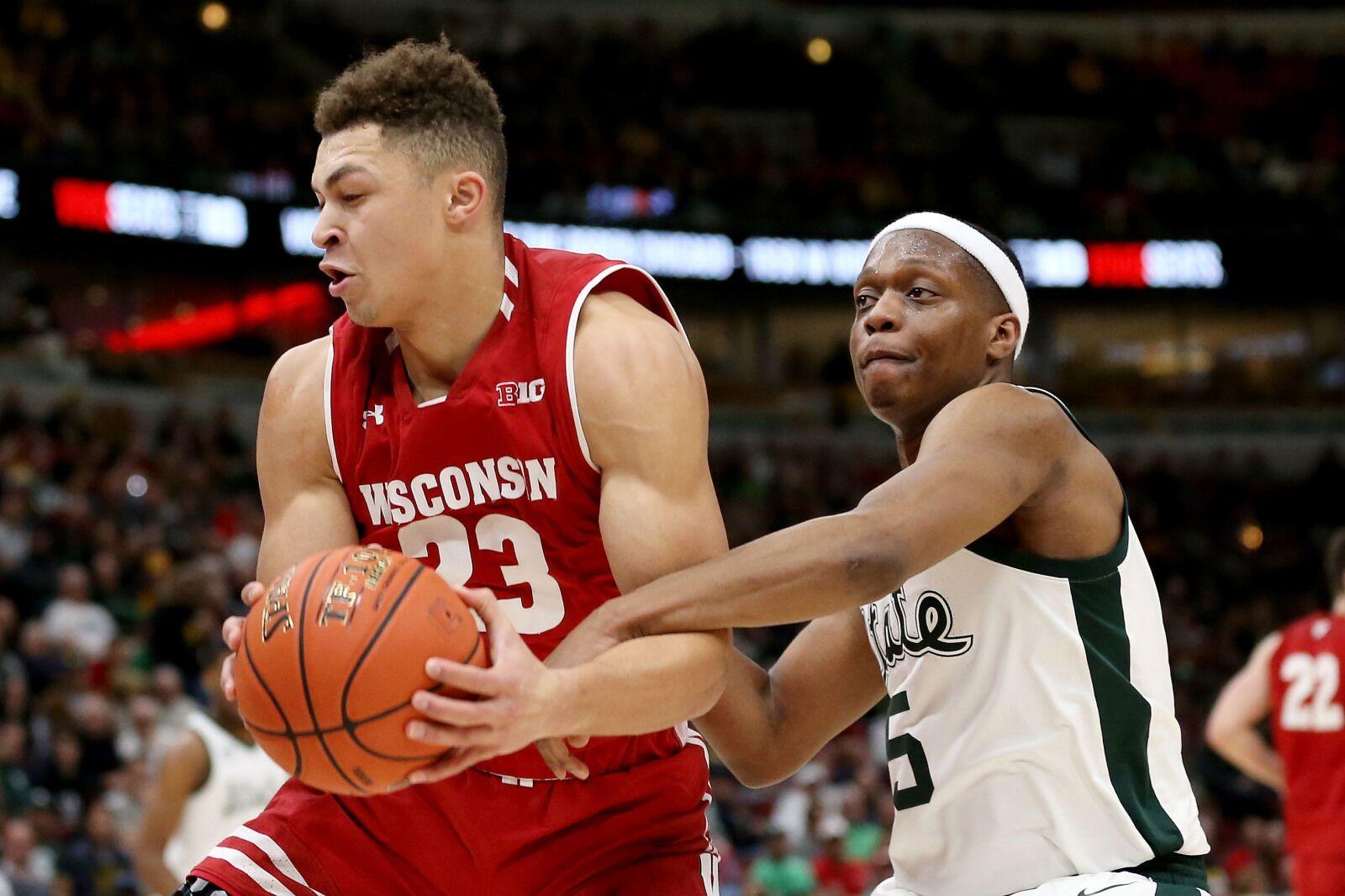 Wisconsin Basketball: Will Kobe King Transfer?