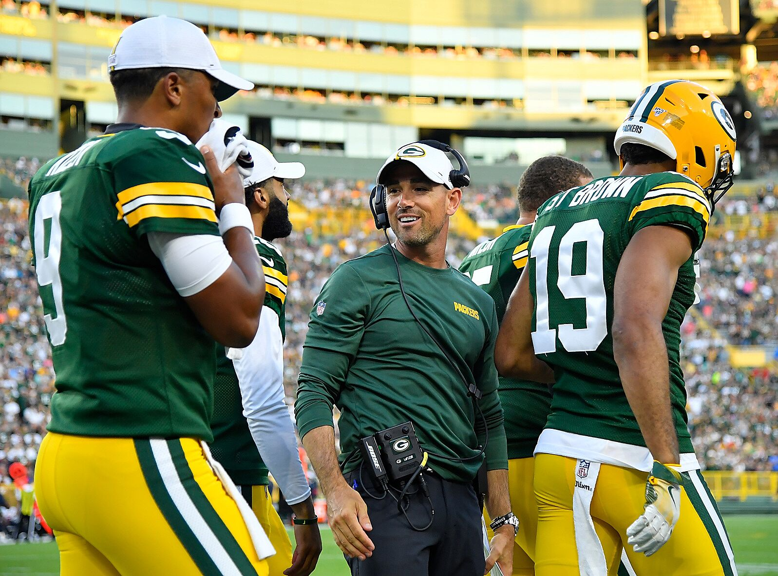 Green Bay Packers Stock Report: 3 Players trending up and 3 down