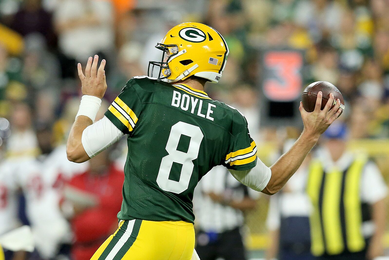 huge discount c9384 bdf29 Green Bay Packers: 2019 53-Man Roster Prediction