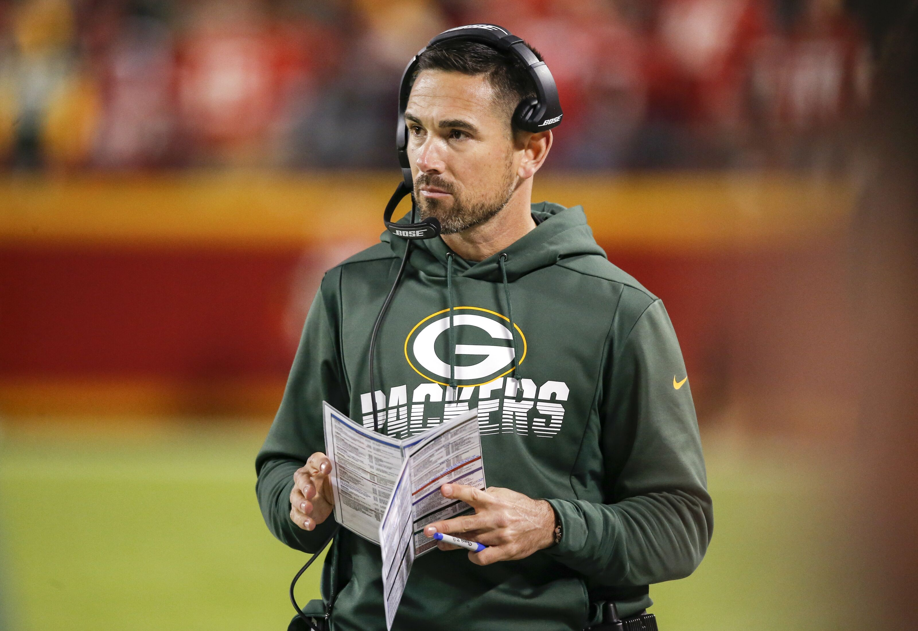 Green Bay Packers: 3 areas to improve after Bye Week