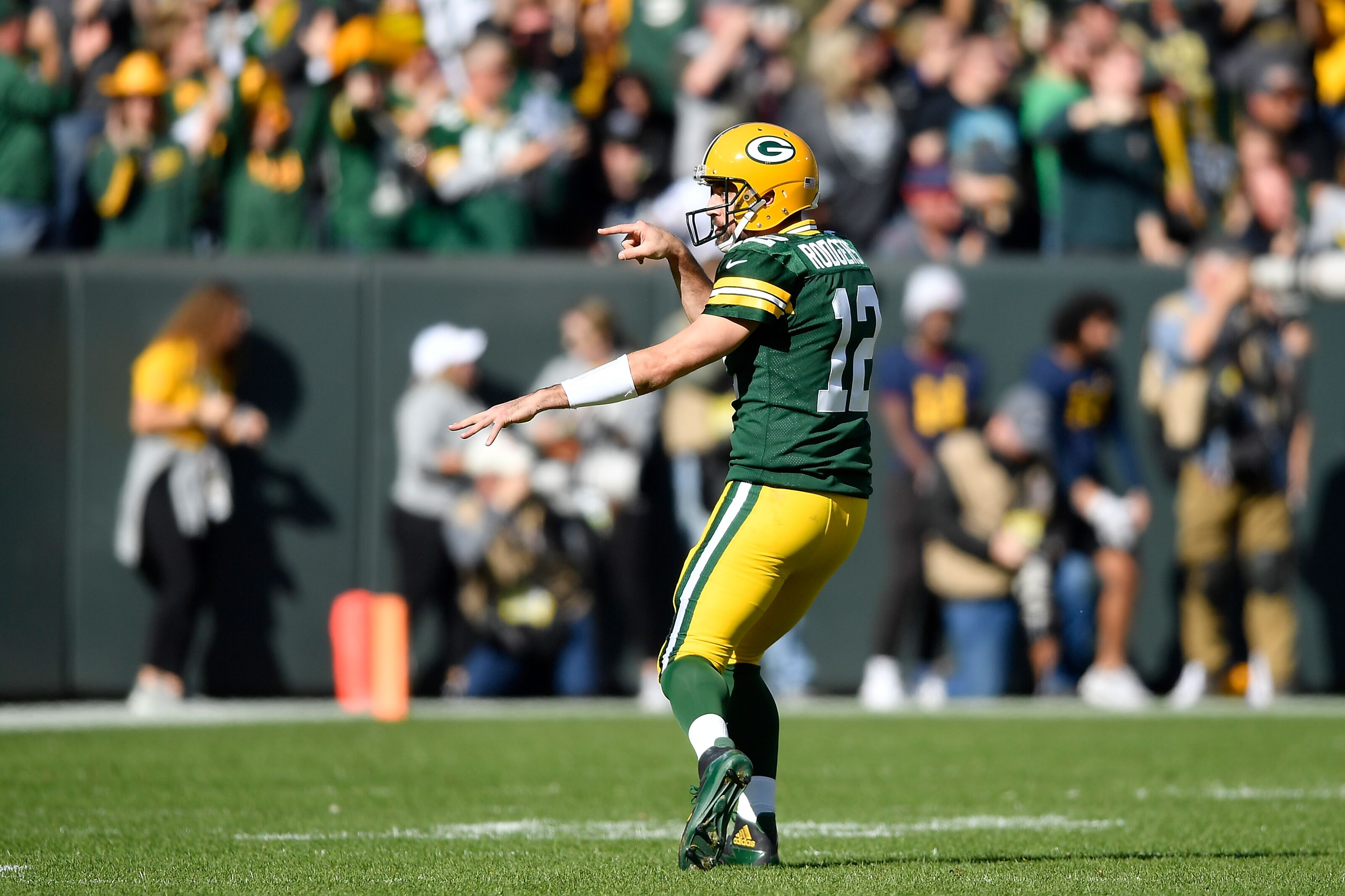 Green Bay Packers v. Oakland: The Good, the Bad & the Ugly