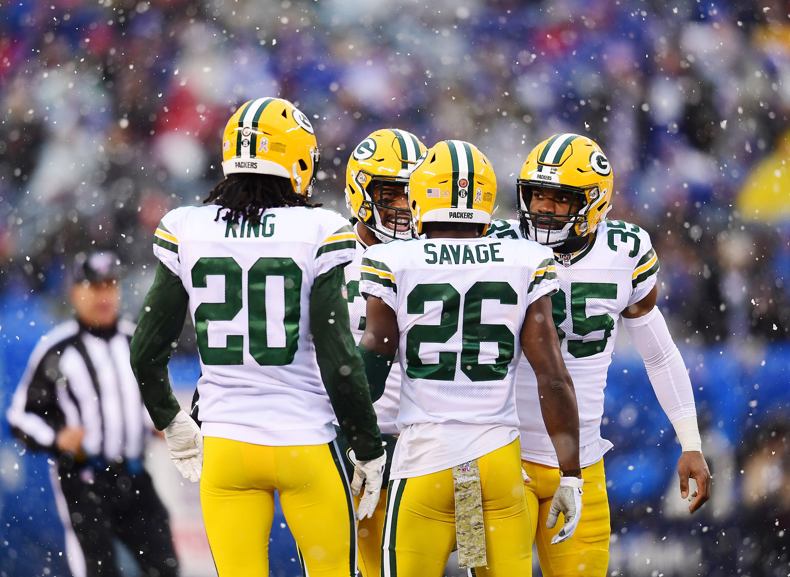 Green Bay Packers: The Big Play Continues to be an Issue