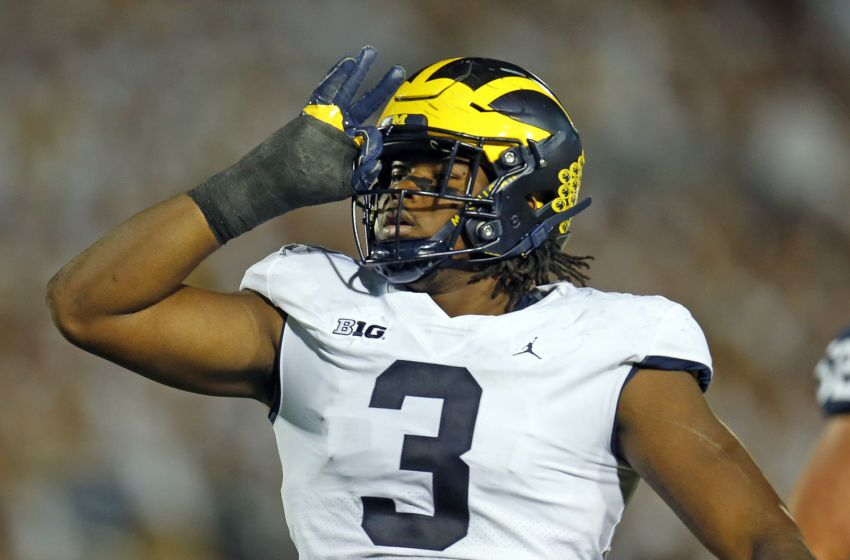 Green Bay Packers: Best and Worst Case Scenarios for Rashan Gary