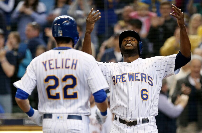 huge selection of fb638 ca5d4 Why the Milwaukee Brewers will make the playoffs in 2018