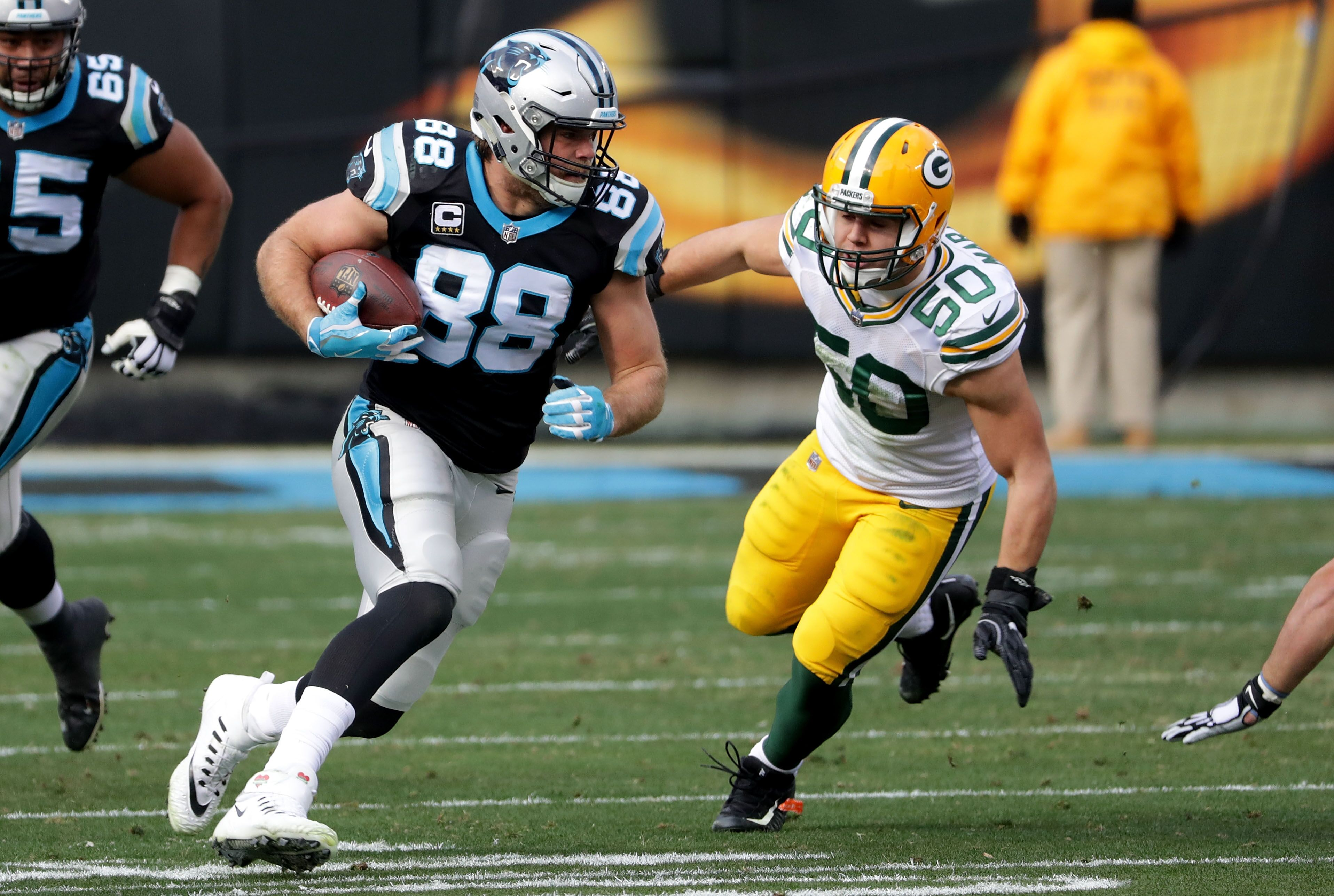 1f9aa245 Green Bay Packers should re-sign Blake Martinez next offseason