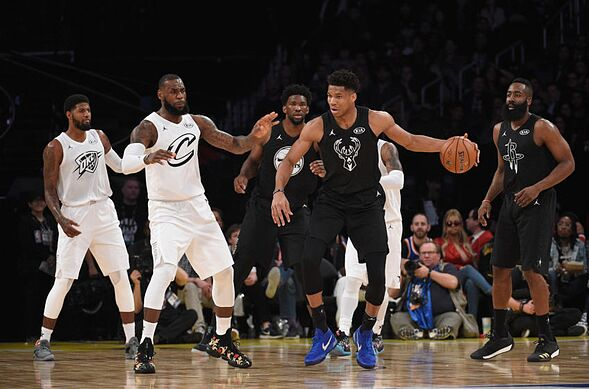 4fe61689699 Milwaukee Bucks top 5 plays  Antetokounmpo and Parker show - Page 4
