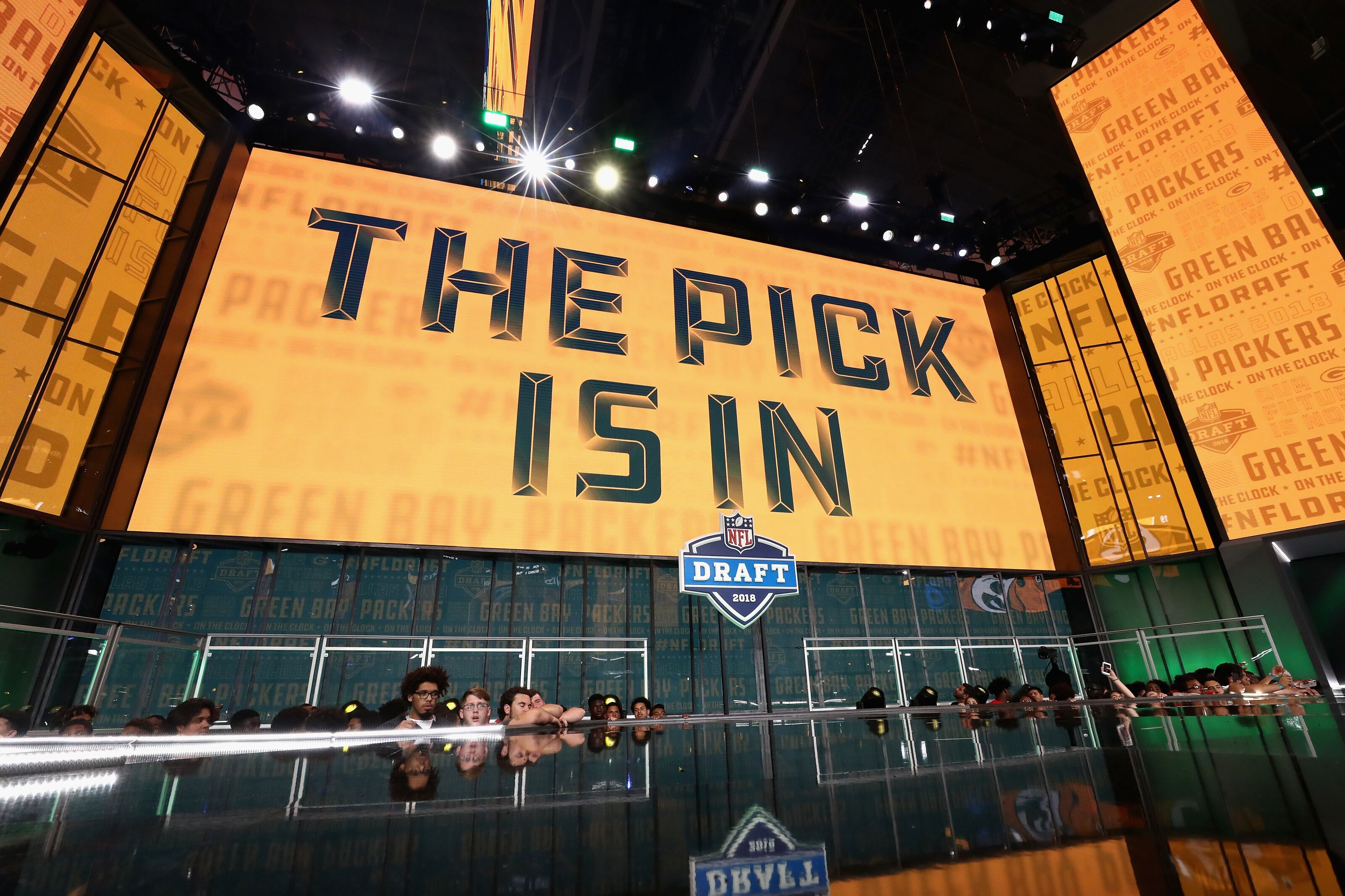 Green Bay Packers: 5 possible Day 3 picks in 2018 NFL Draft