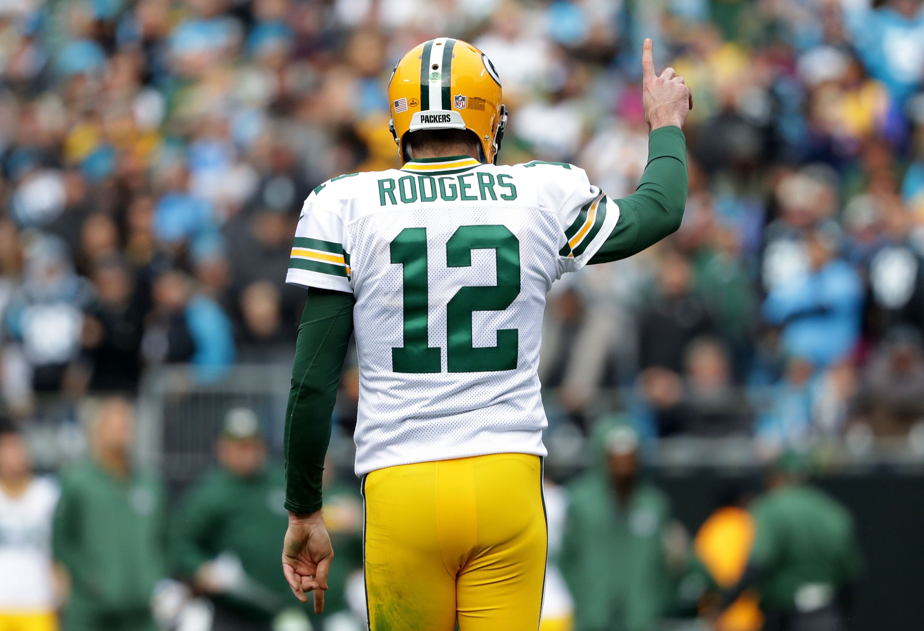 17293fc8835 Evaluating Aaron Rodgers  career after one decade as starter