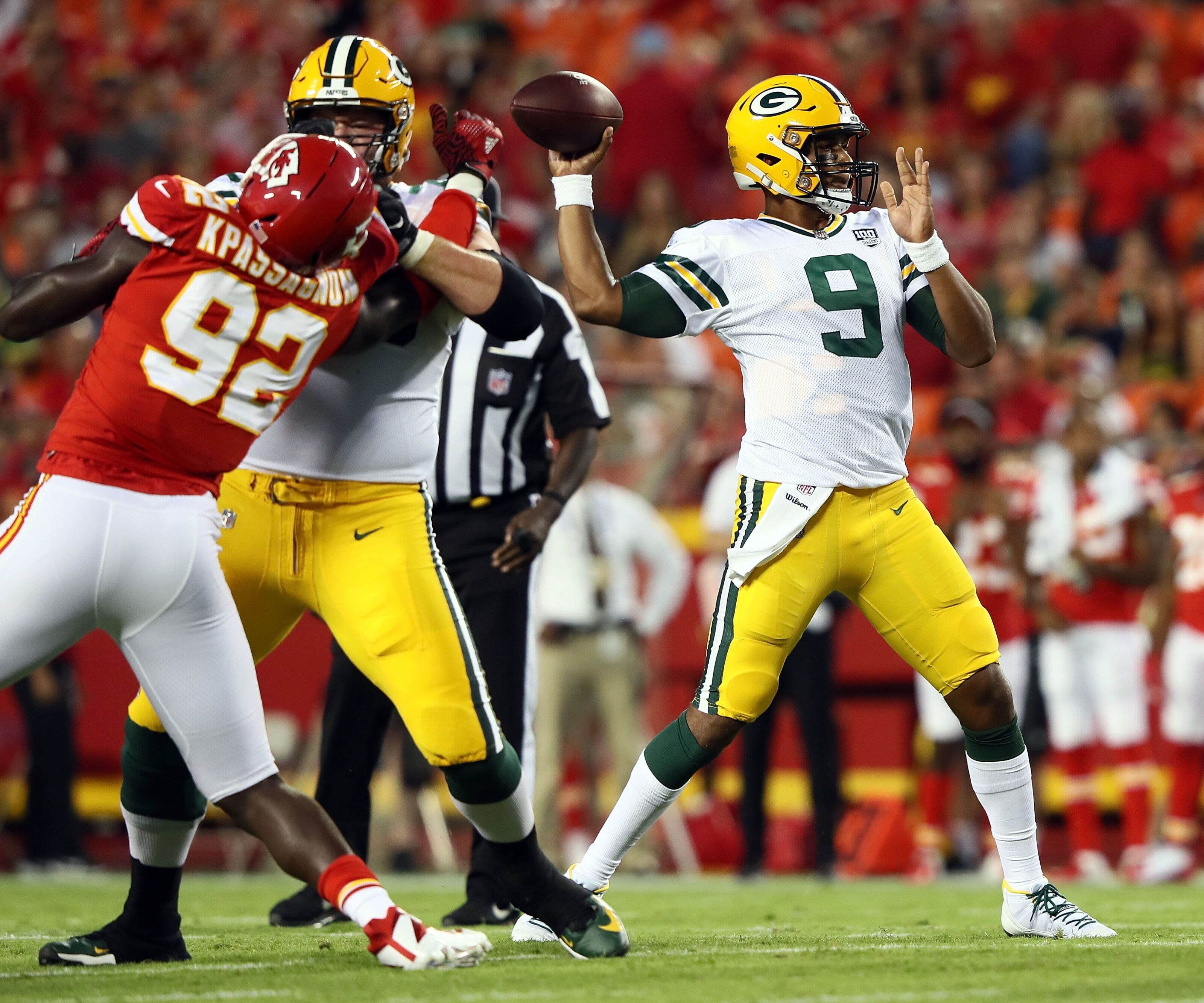 Green Bay Packers roster predictions: Cut down day