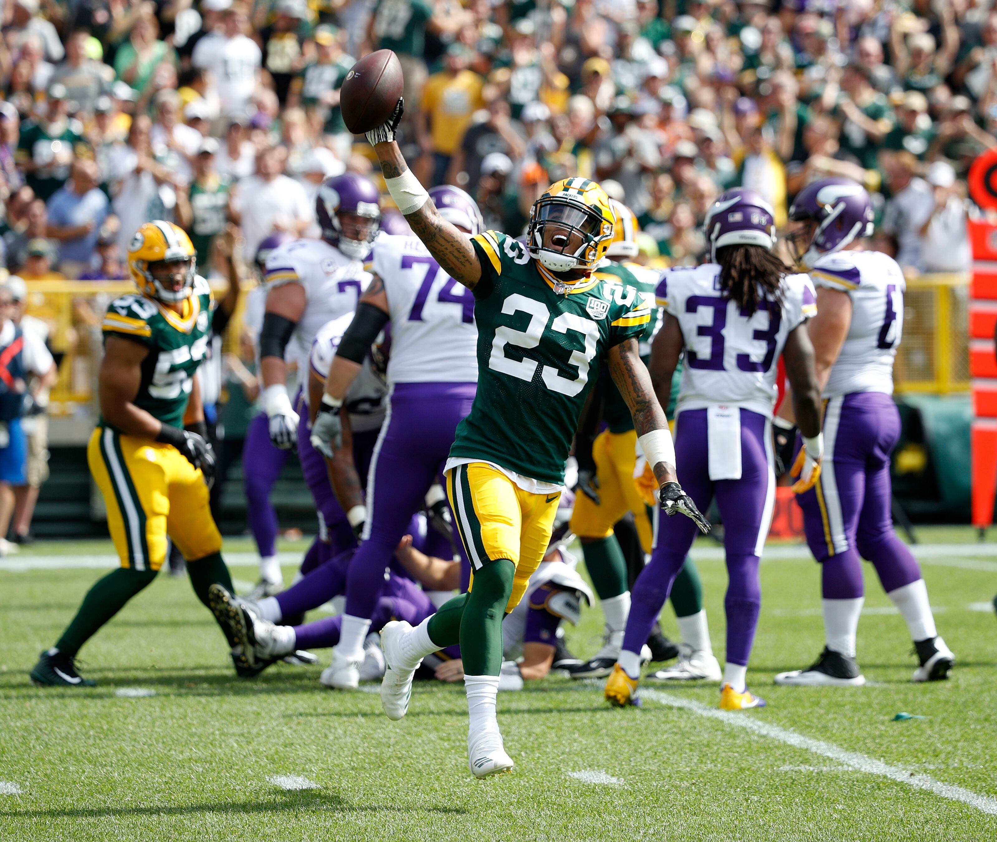 5 reasons why Green Bay Packers will beat Minnesota Vikings in Week 2