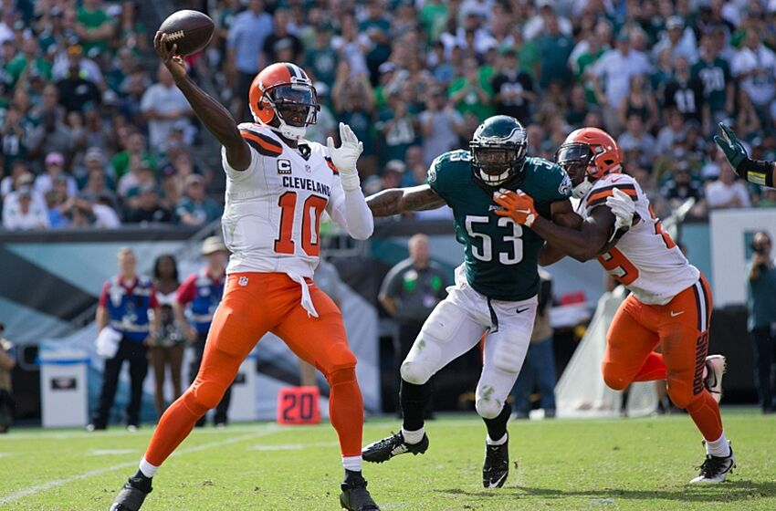 5d84f9a3 Cleveland Browns: Robert Griffin III should start if he is healthy