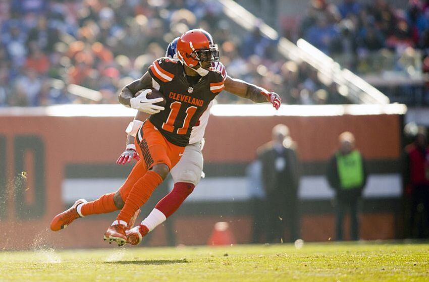 3115227c Cleveland Browns: If healthy, Terrelle Pryor must step up in final games
