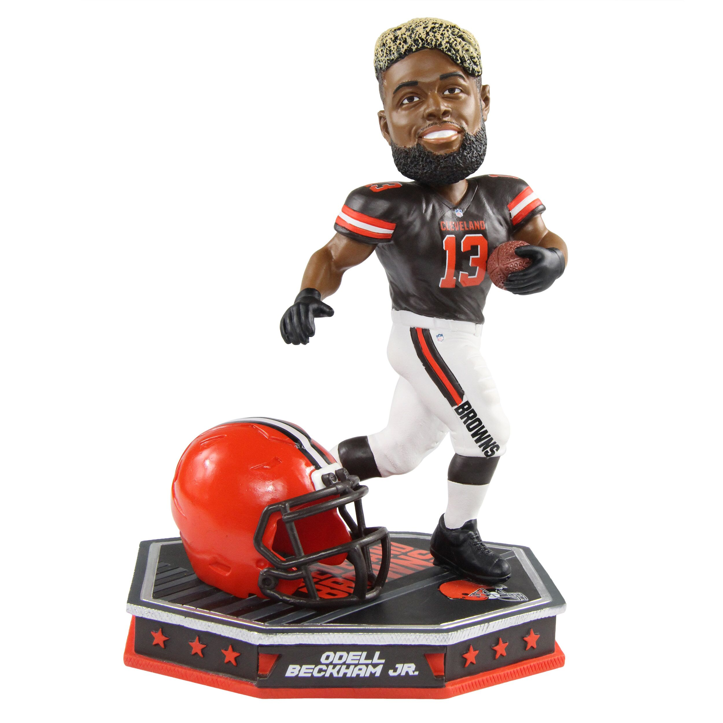 Cleveland Browns fans can save at the Bobblehead Hall now