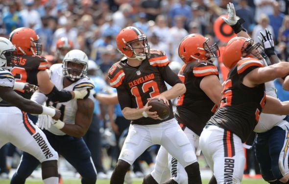 Cleveland Browns Fall To Chargers On Late Field Goal 30 27