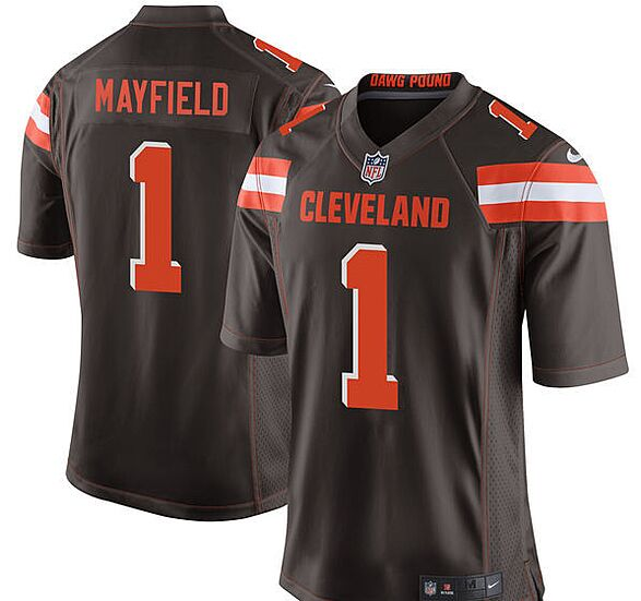 save off 83404 18138 Cleveland Browns fans need this Baker Mayfield gear