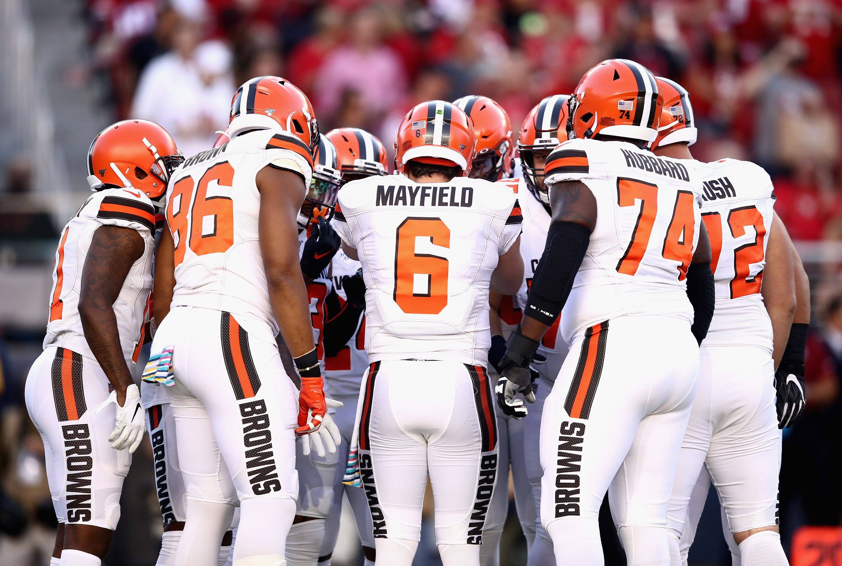 Cleveland Browns offense should be revitalized after bye week