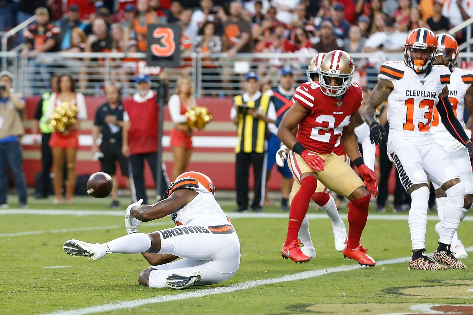 Cleveland Browns: Instant reactions to Week 5 Disaster by the Bay