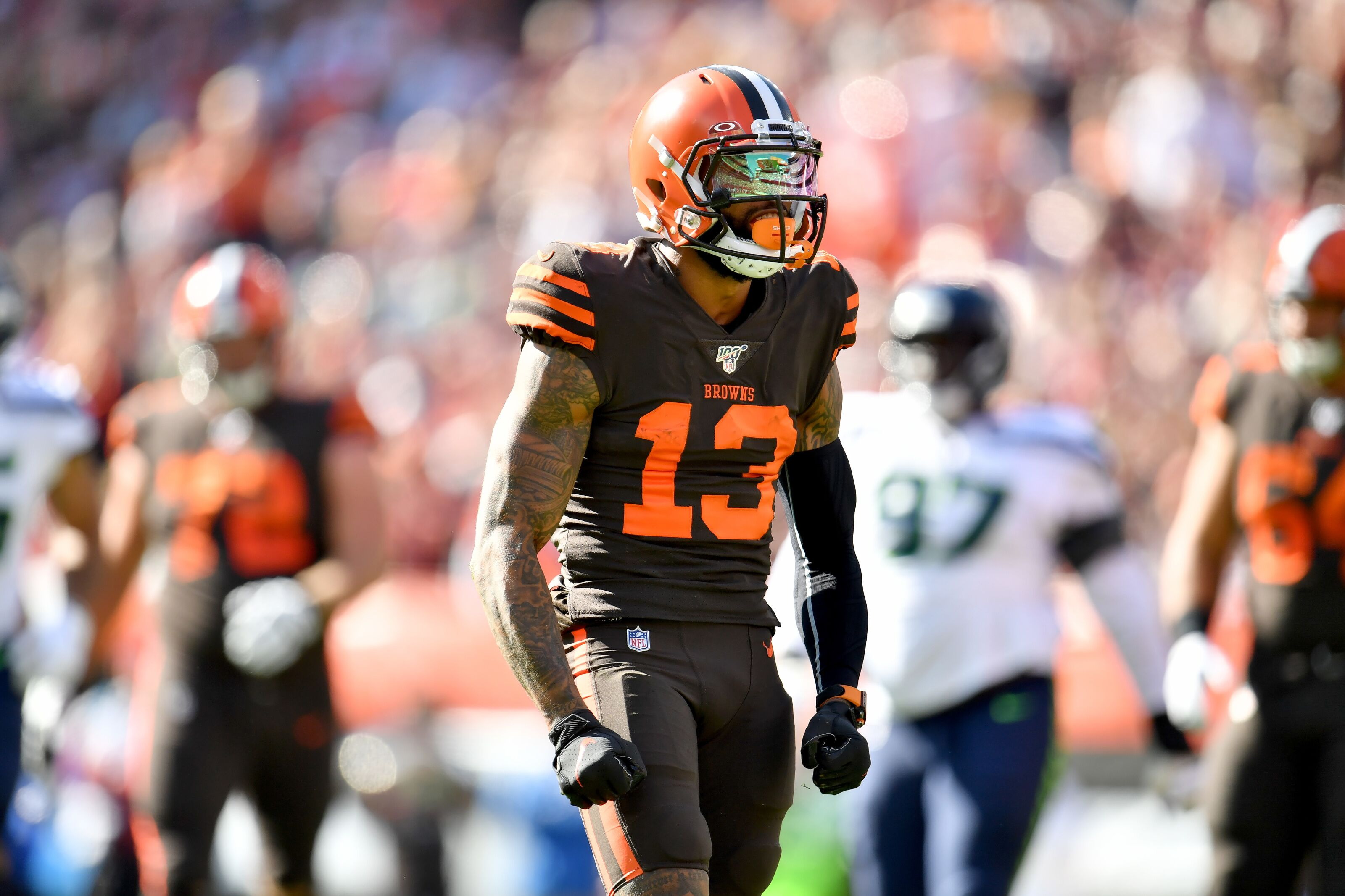 Cleveland Browns: After six weeks, the Giants are winning OBJ trade so far