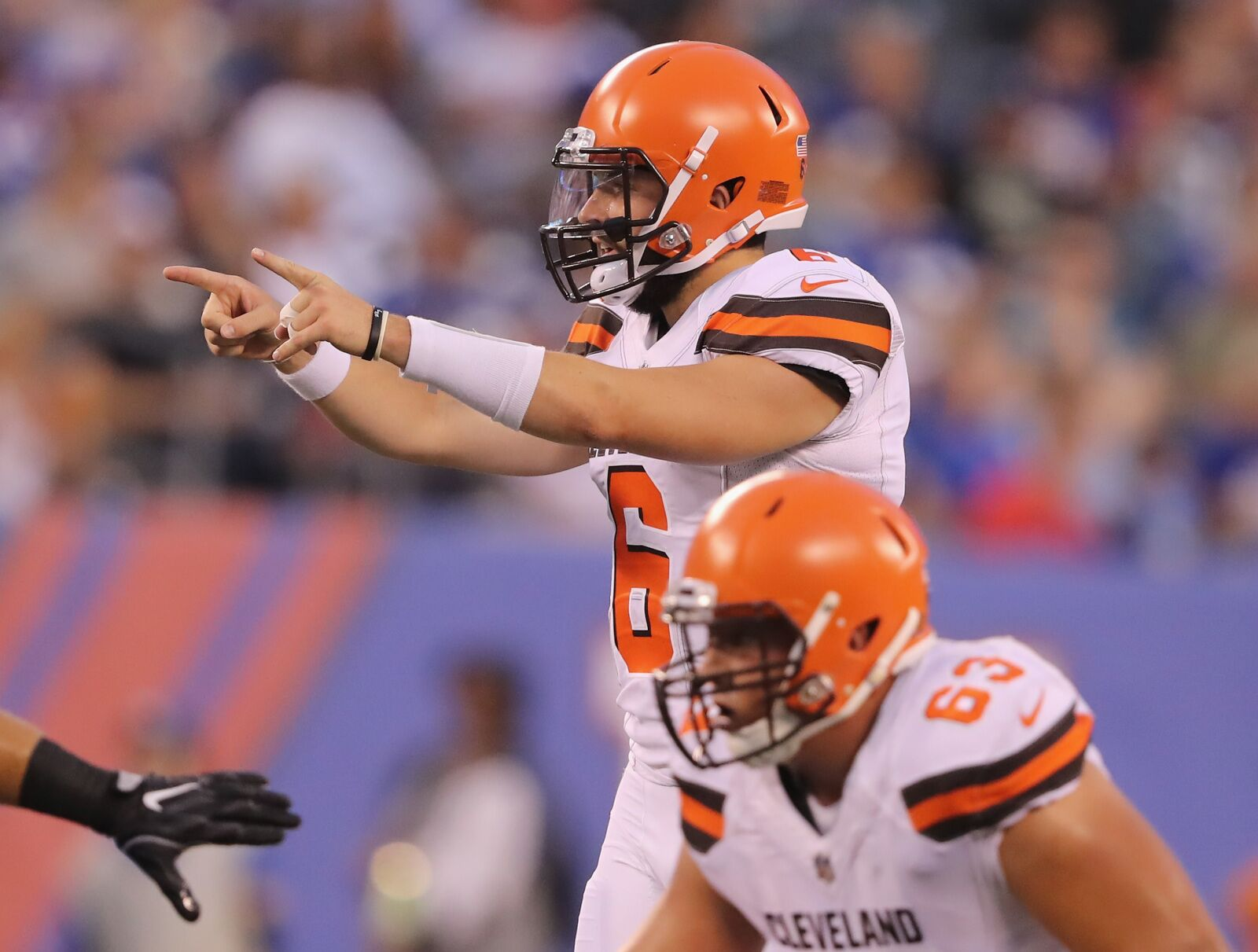 3111ec5bc75 Cleveland Browns: Tyrod Taylor, Baker Mayfield share similar traits