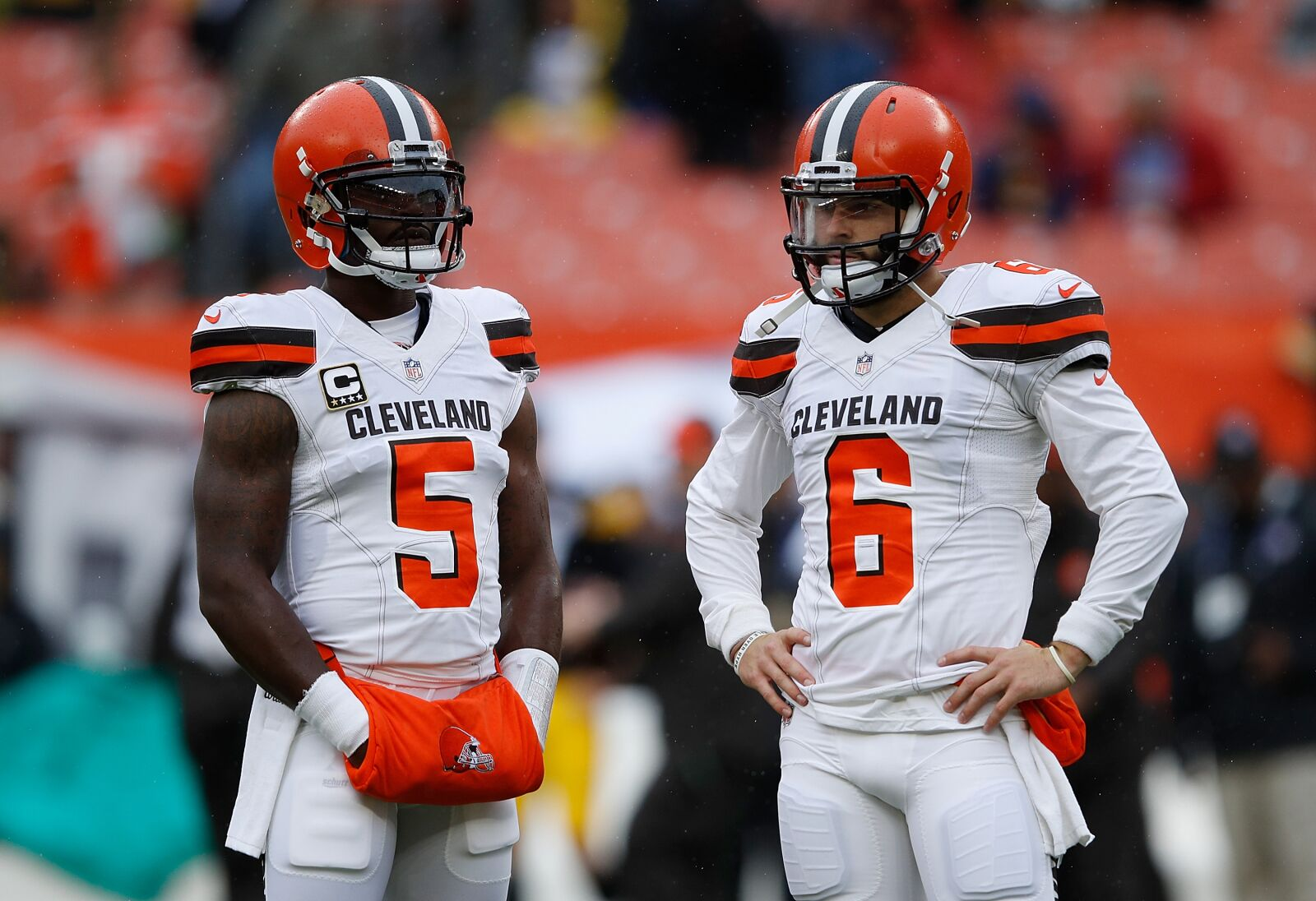 d0f000d7 Cleveland Browns: How many chances are left for Tyrod Taylor?