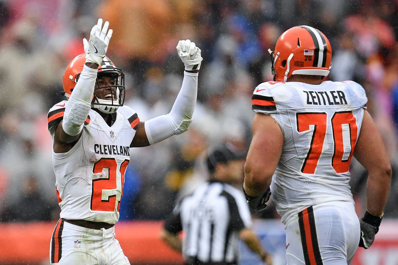 5 Cleveland Browns who could make their first Pro Bowl in 2019