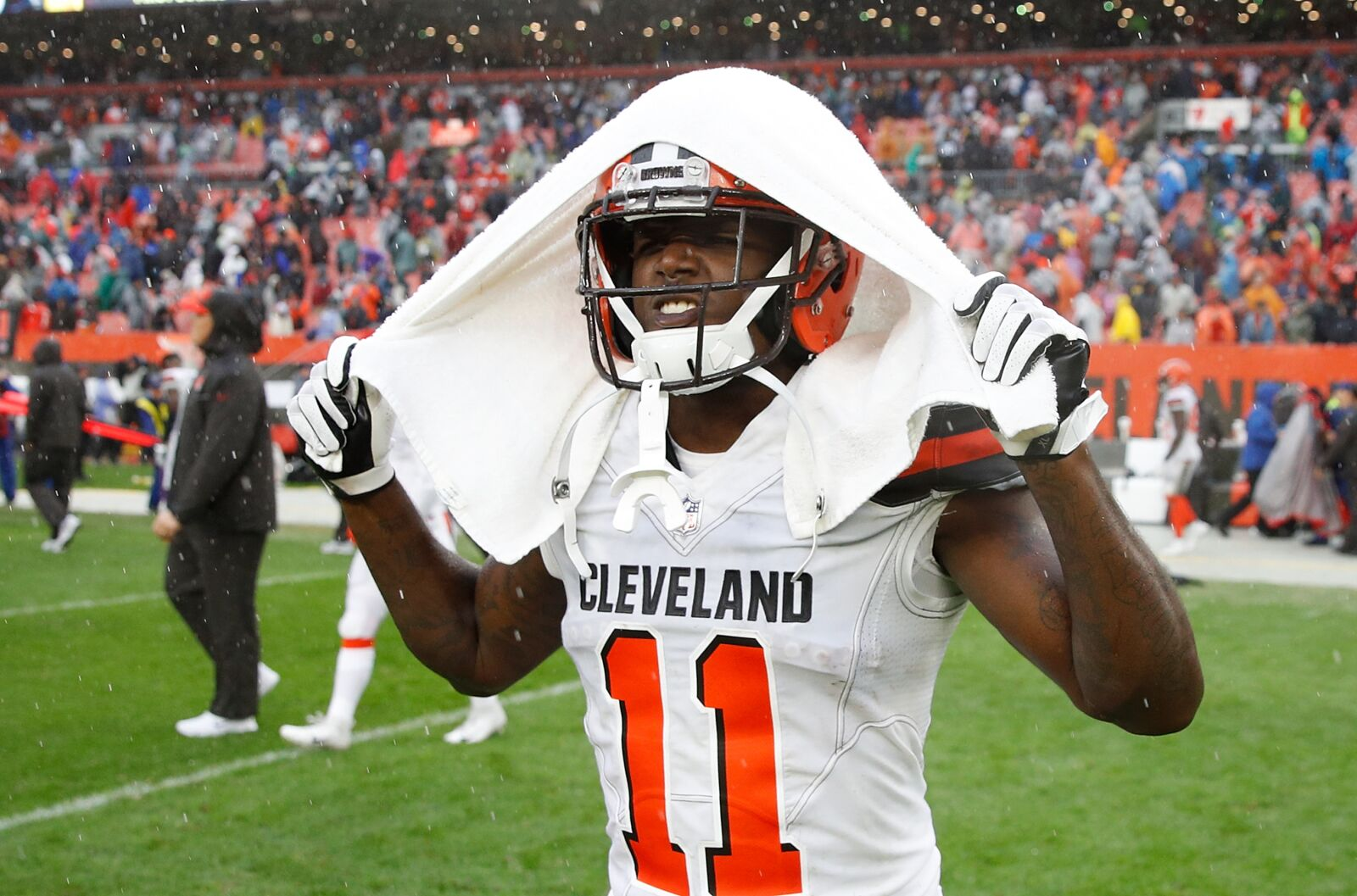 Cleveland Browns should not be shocked by Antonio Callaway