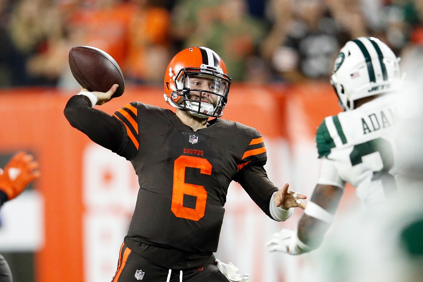 3c0772ab5 Cleveland Browns Recap  Baker Mayfield takes over