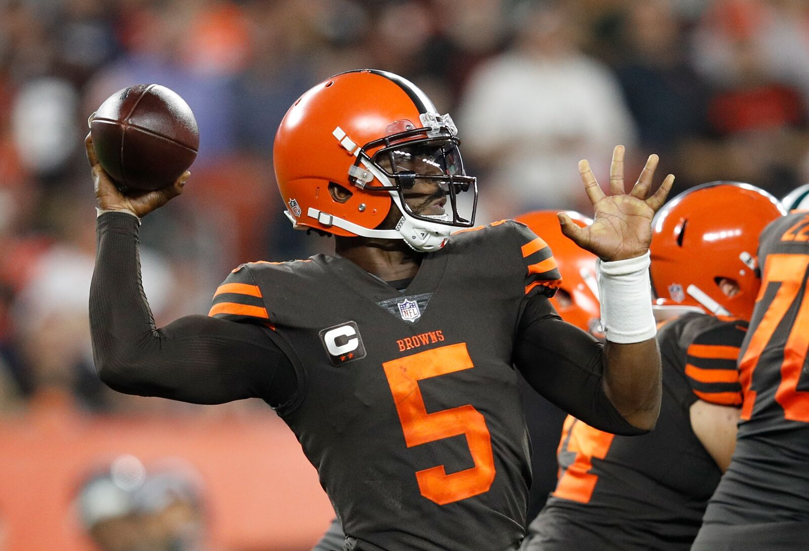 Ex-Cleveland Browns quarterbacks sacked on cut down day, some survive