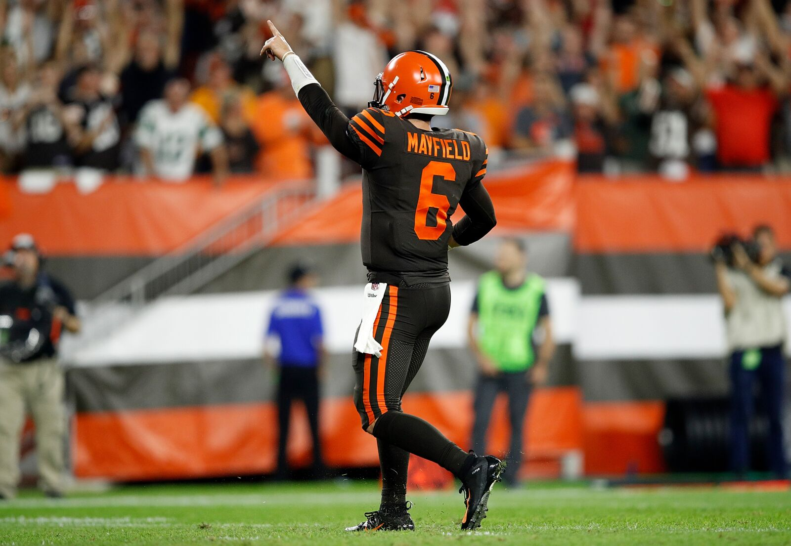 Daily Dawg Tags: Cleveland Browns relishing Monday Night spotlight