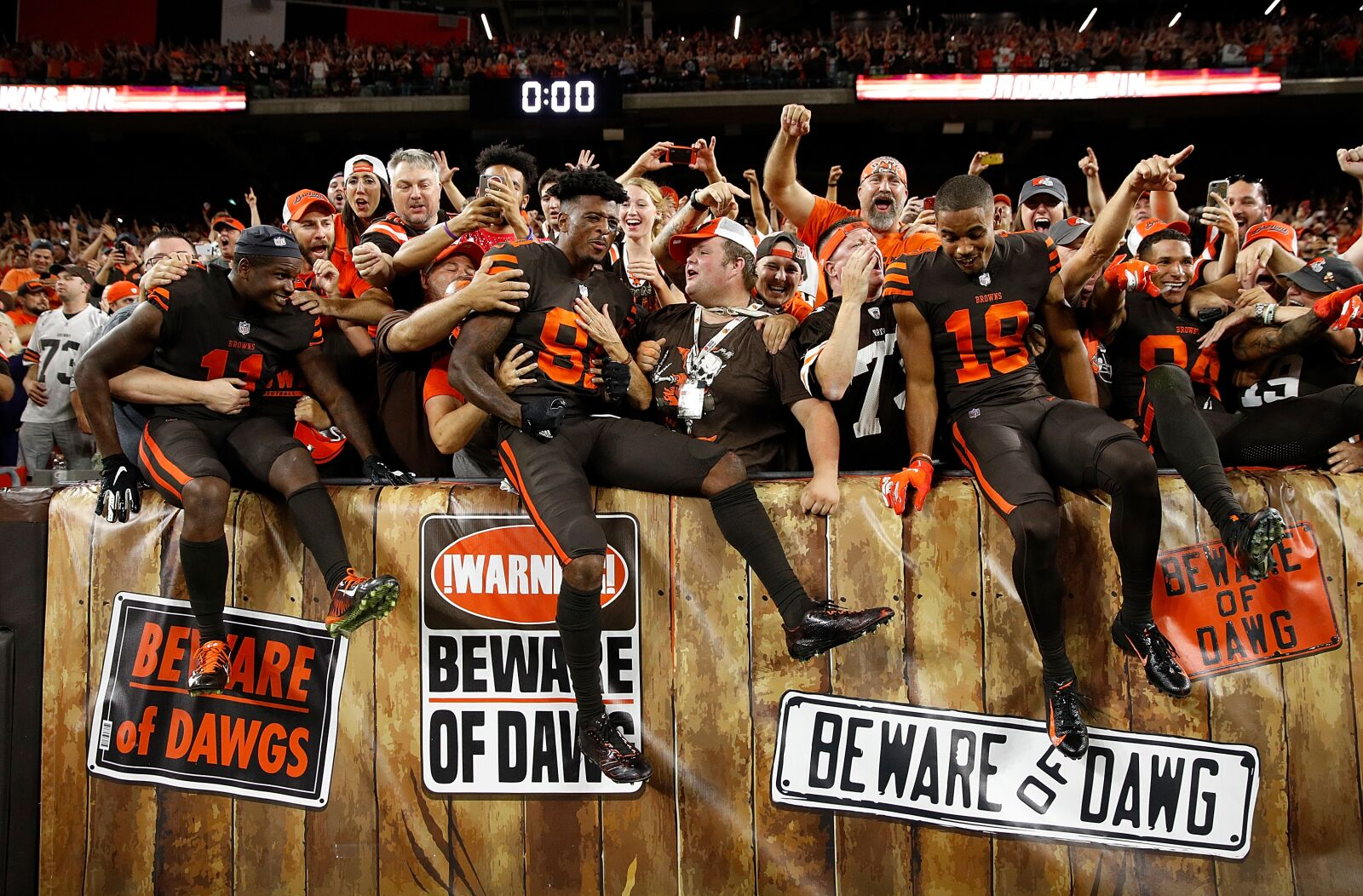 Daily Dawg Tags: Cleveland Browns still favorites to win AFC North