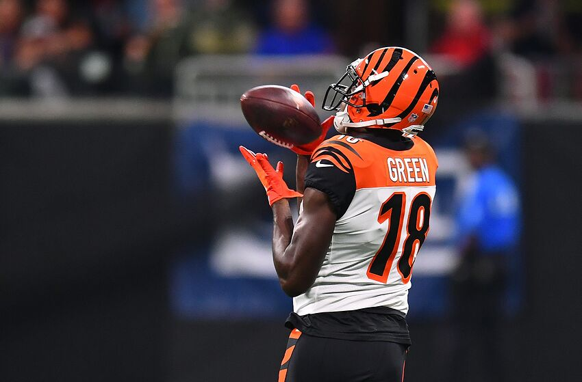 Top Cleveland Browns News: A.J. Green may miss Week 12 vs. Browns