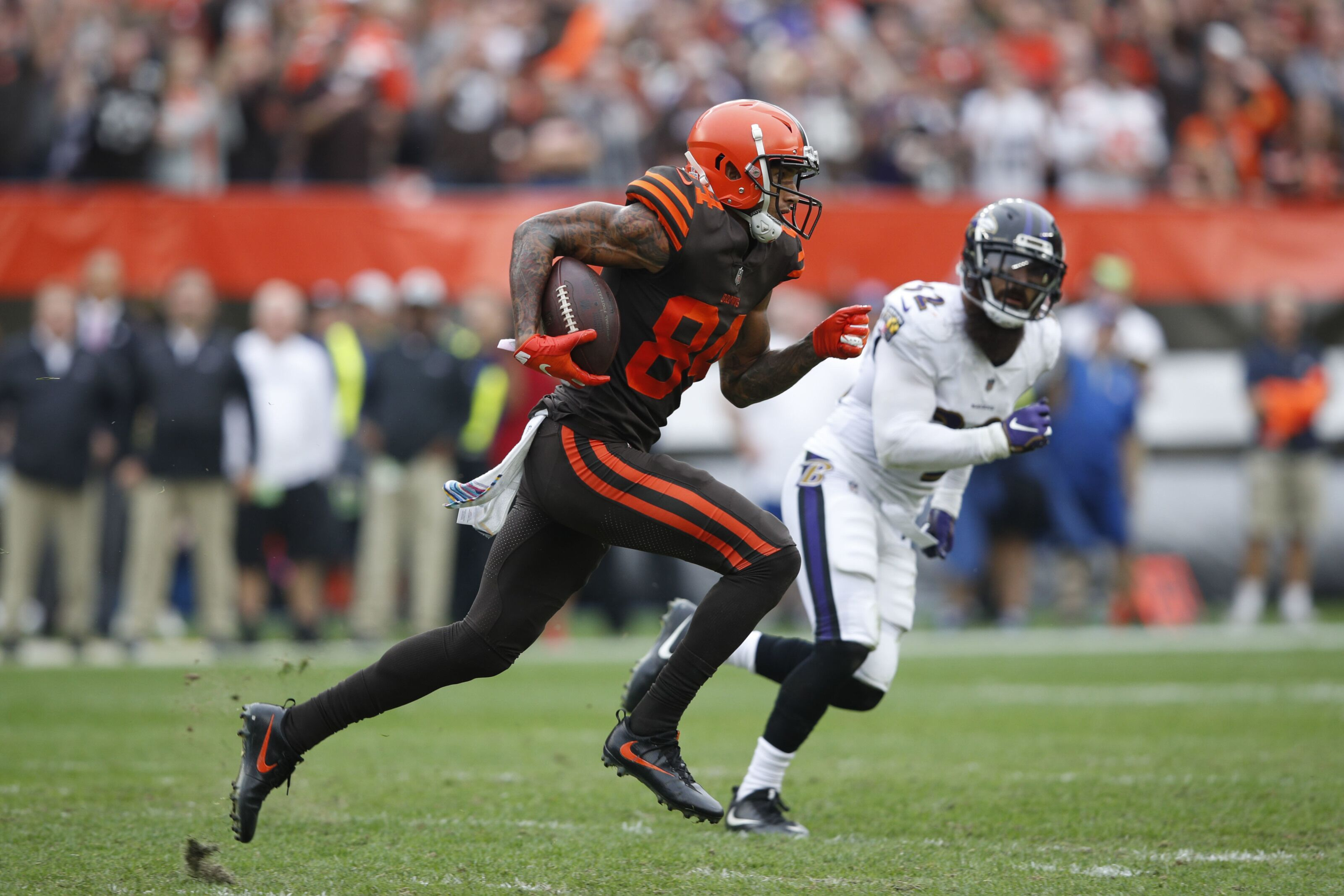Daily Dawg Tags: Cleveland Browns will have tough cuts at wide receiver