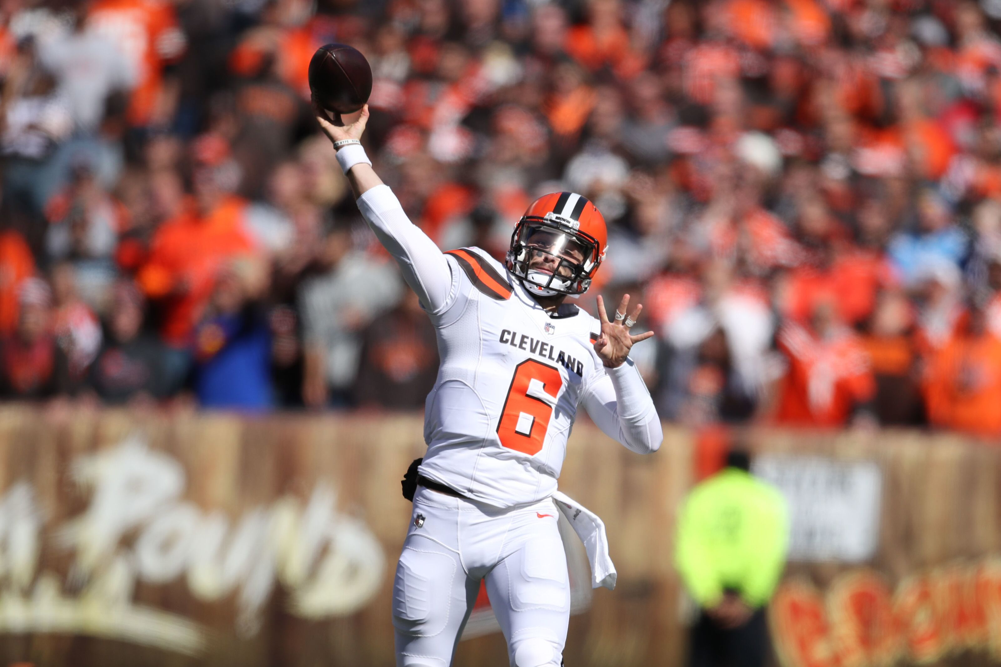 7f5f71ff6 Baker Mayfield as 2019 passing leader is no Super Bowl guarantee