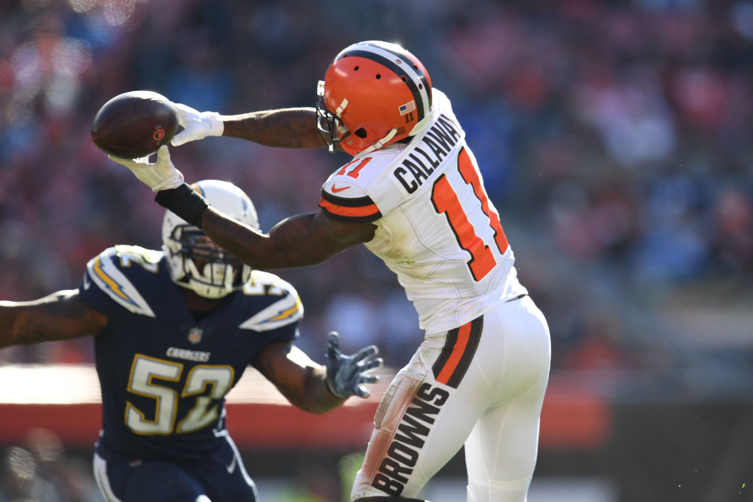 Cleveland Browns News: What happened to the wide receivers?