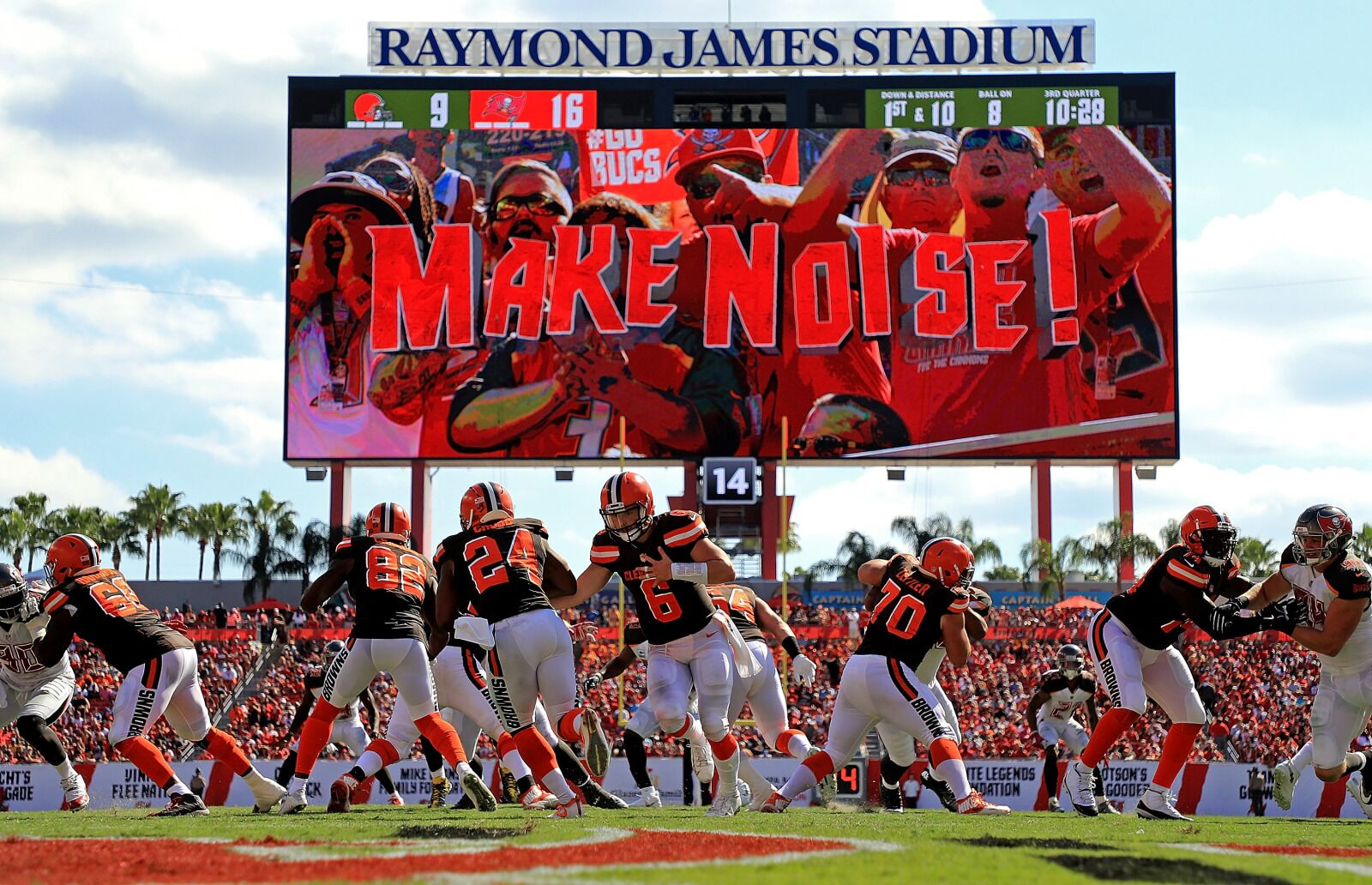 95b7a52d Cleveland Browns vs. Tampa Bay Buccaneers live stream: Watch ...
