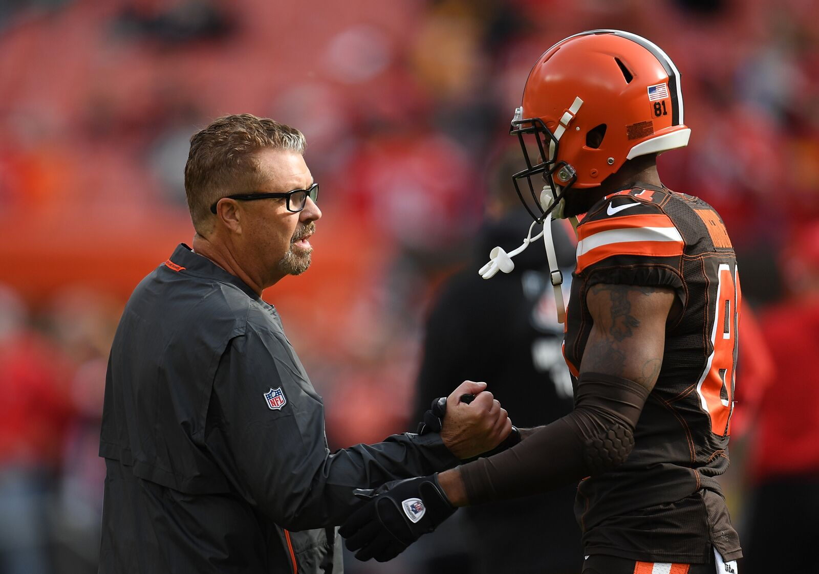 e8bbb2eedef Cleveland Browns News  Gregg Williams not concerned with Hue Jackson