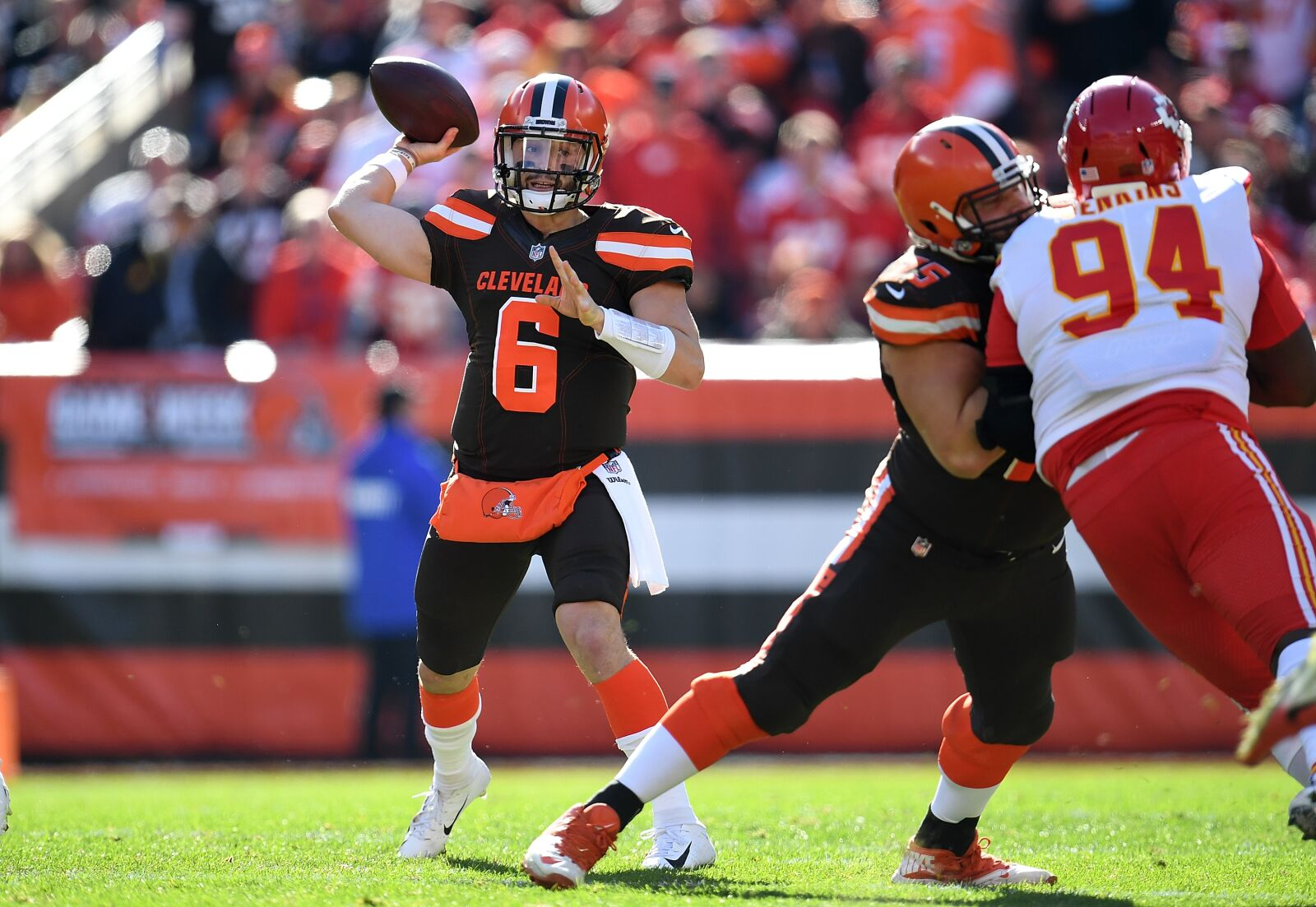 Cleveland Browns  AFC North Champions or the season is a bust 49c0b1ea9