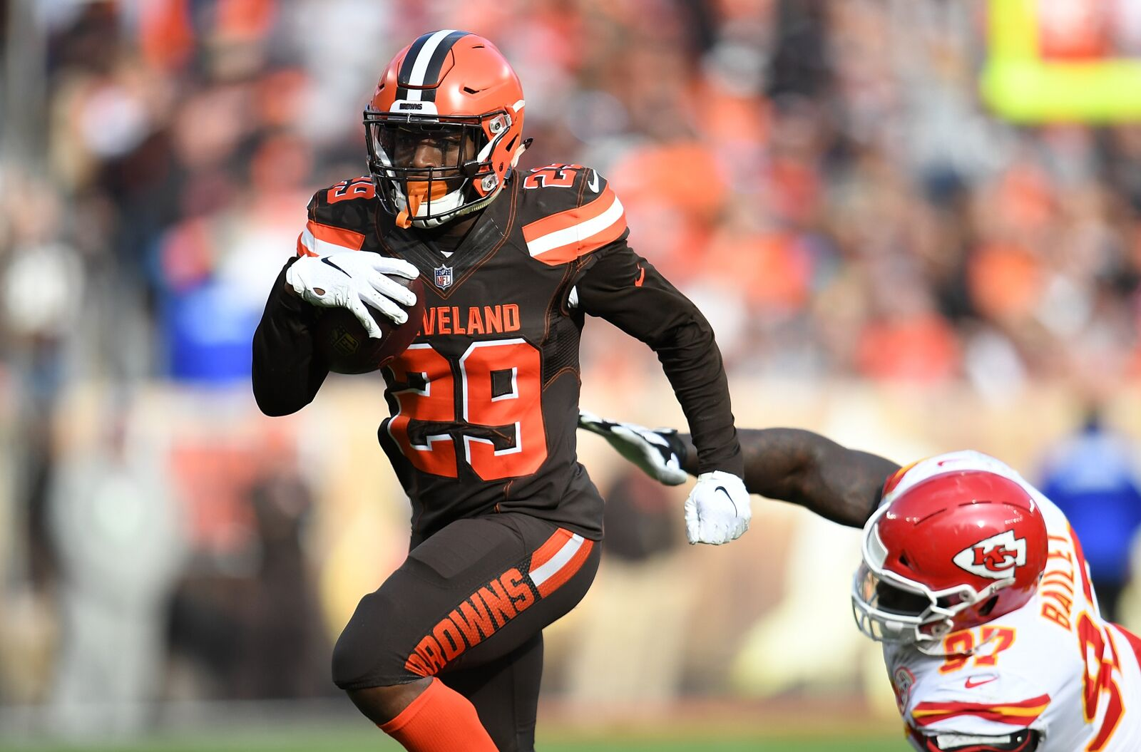 Cleveland Browns: Is Duke Johnson in line for another solid performance?