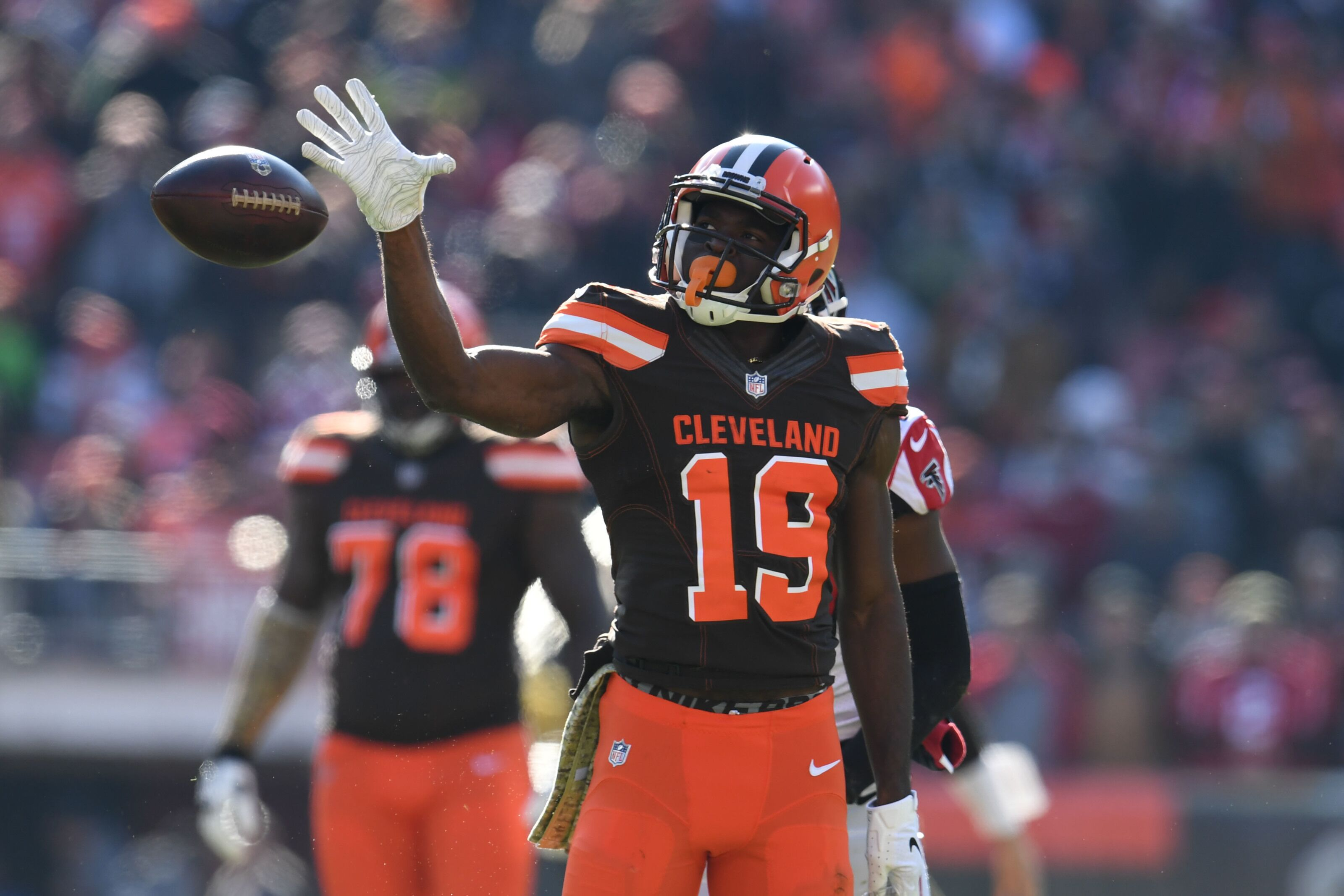 new concept 907de 63040 Cleveland Browns: Can Breshad Perriman continue career ...