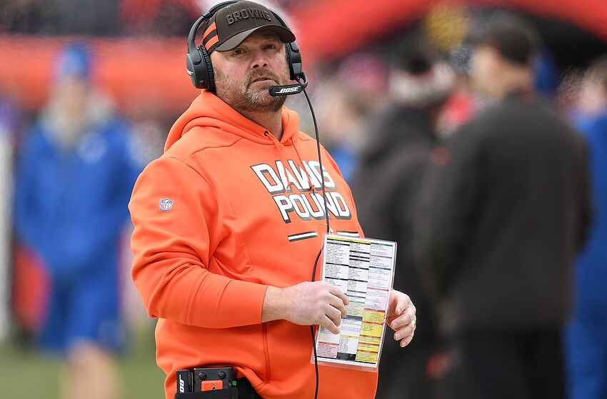 Cleveland Browns News: Freddie Kitchens can manage extra workload
