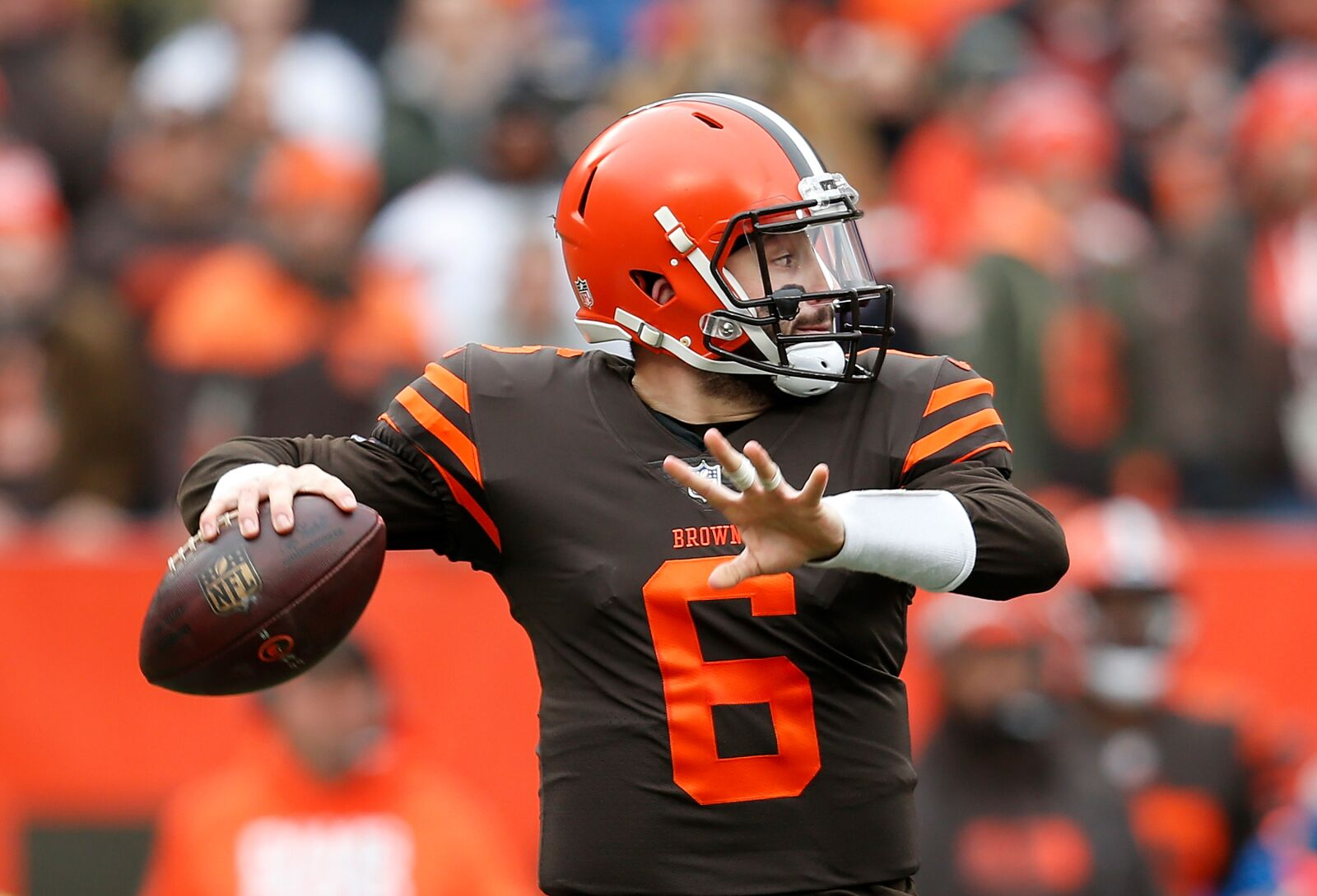 Cleveland Browns week 6 nstant reactions: Mistakes give Seahawks the game