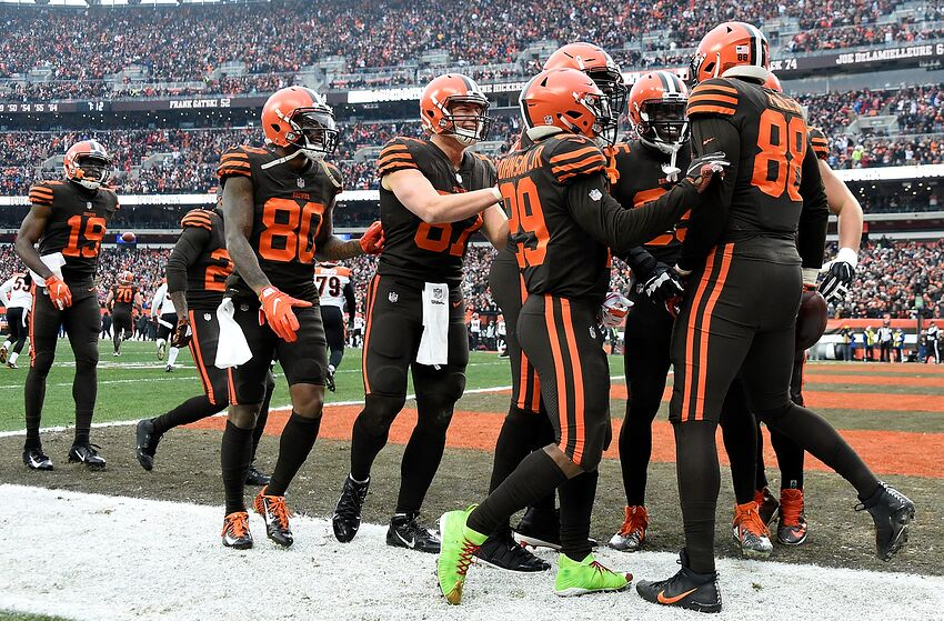 new style 38ed9 3cabb Cleveland Browns News: New uniforms coming in 2020