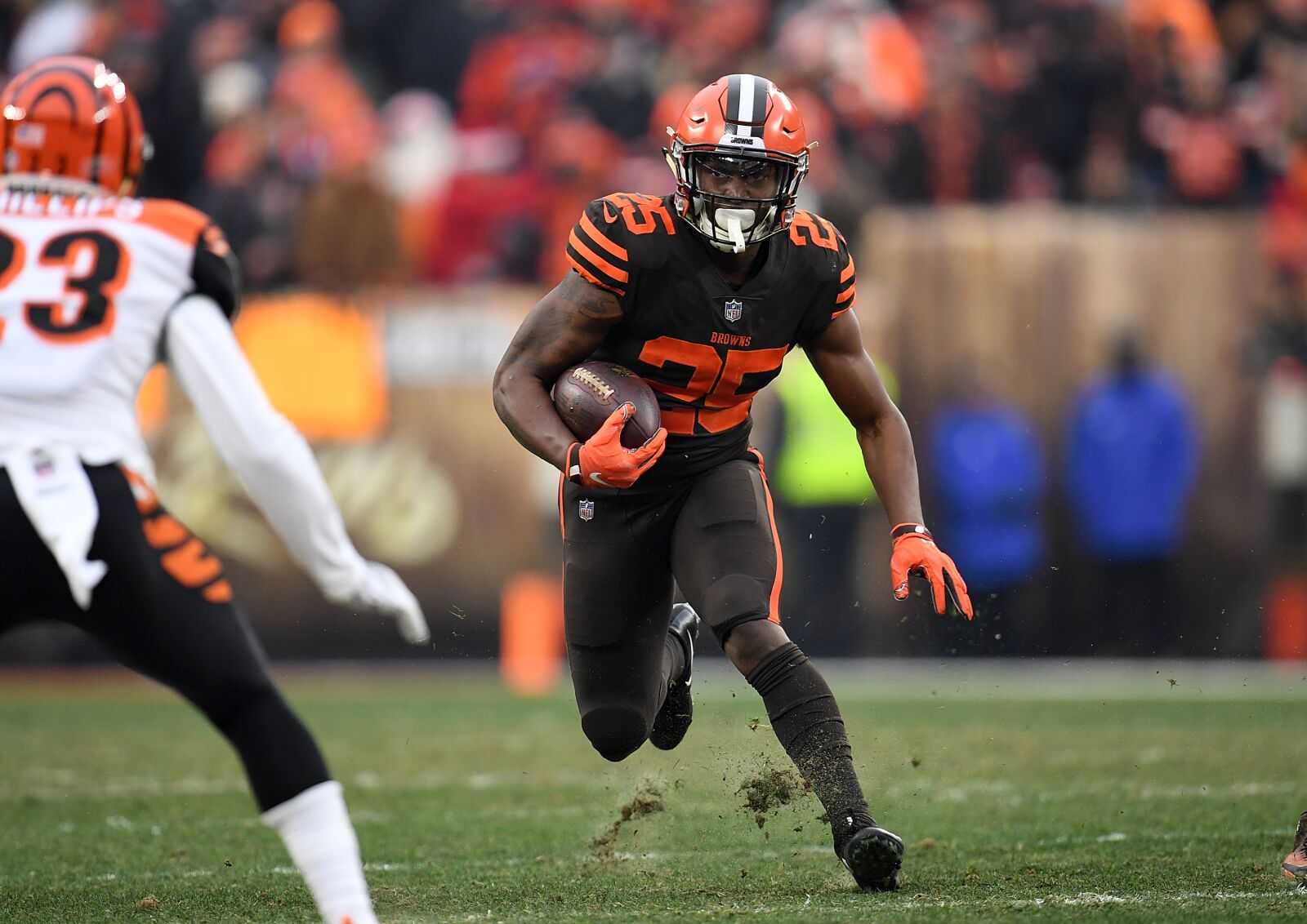 9f89d18b5 Cleveland Browns special teams receive needed boost from draft