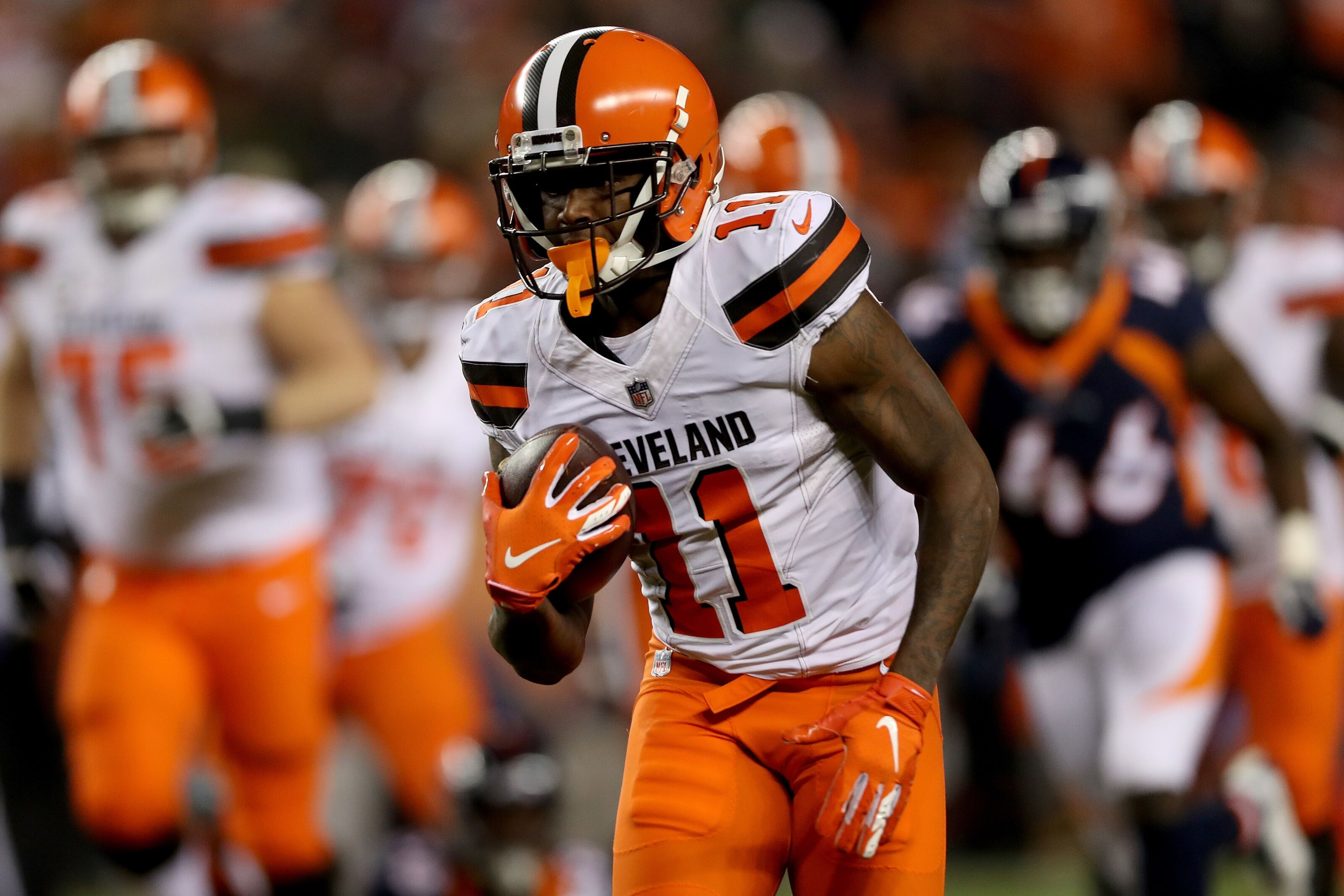Cleveland Browns News: Antonio Callaway can't get out of his own way