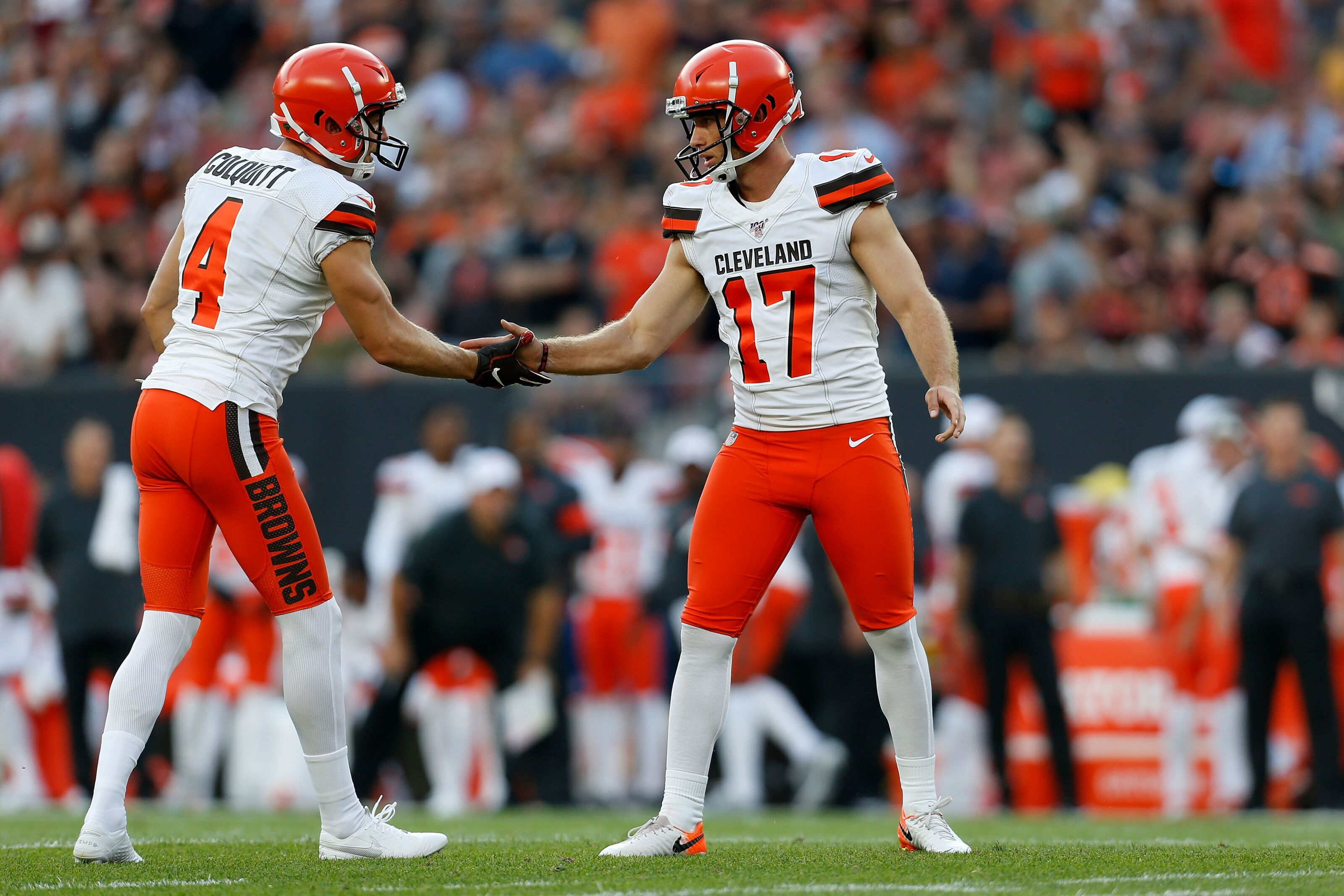 78320259 Cleveland Browns have no easy decisions with kicker problem